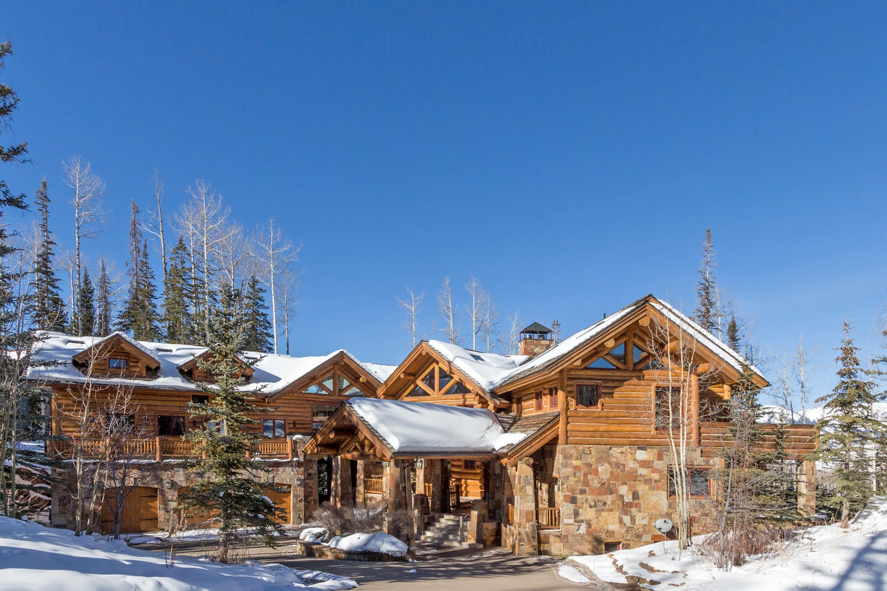 Single Family Home for Active at 133 Polecat Lane Telluride, 81435 United States