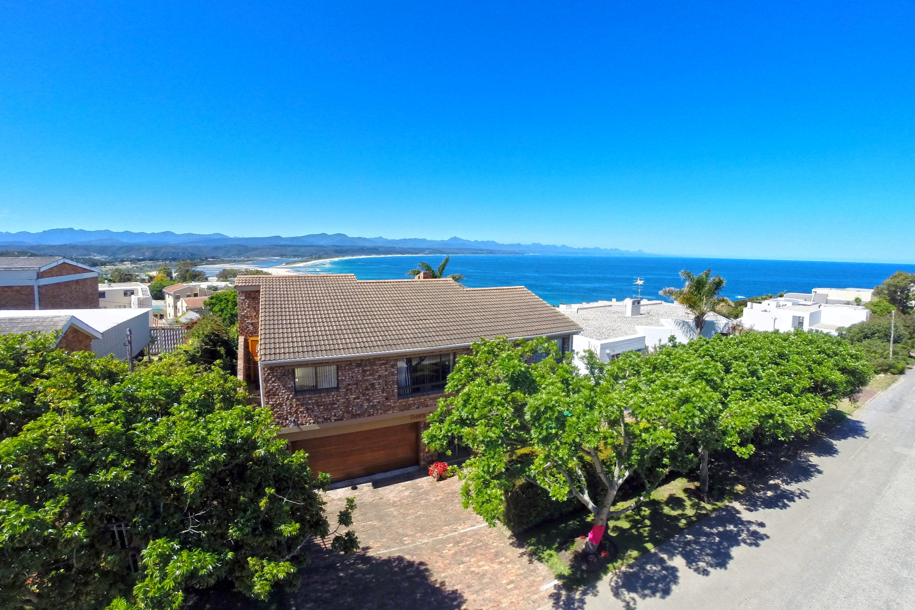 Single Family Home for Sale at North Facing Home With Views Plettenberg Bay, Western Cape, 6600 South Africa