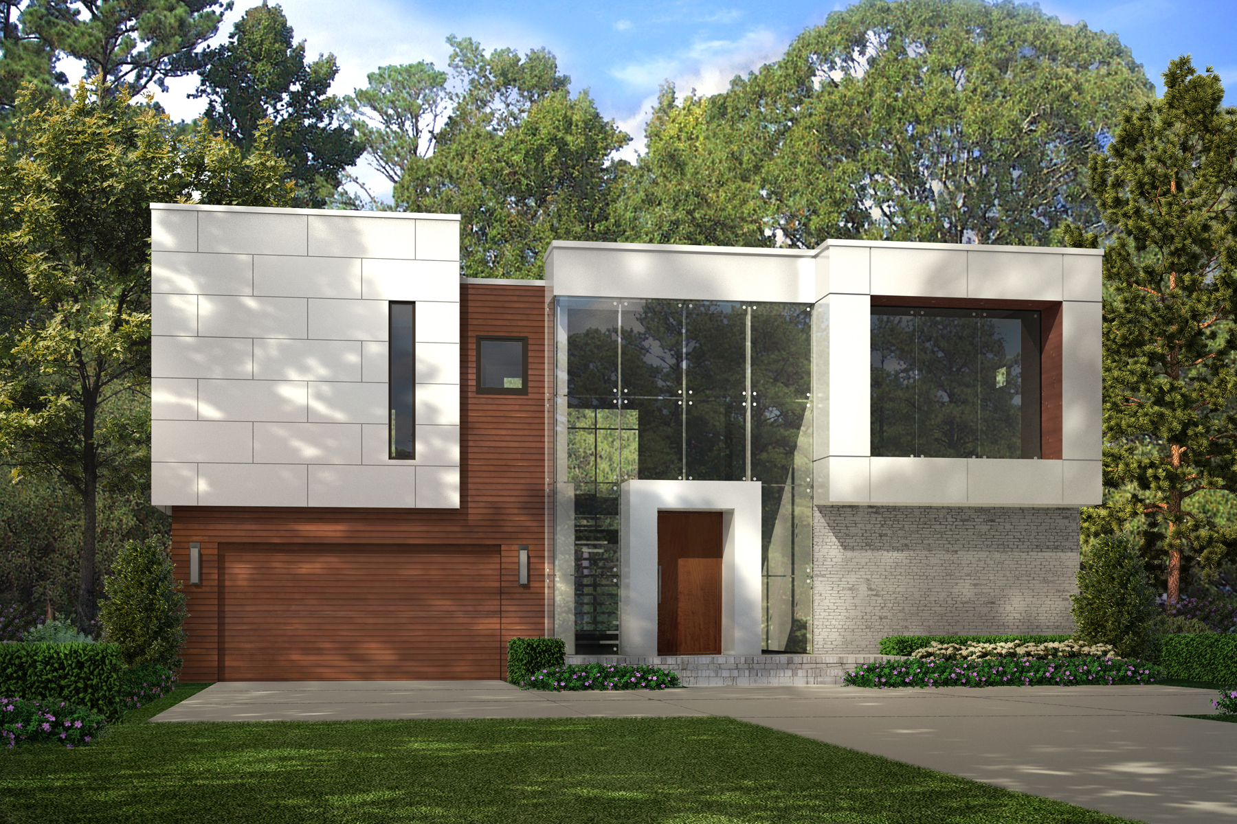sales property at Breathtaking Contemporary New Construction Home