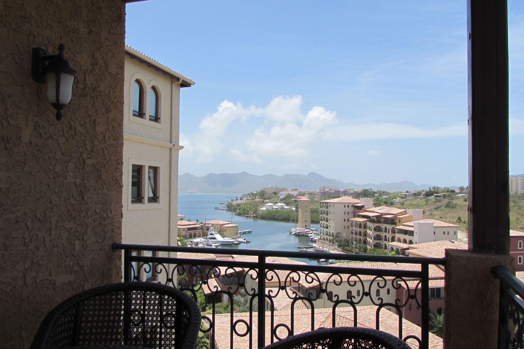Condominium for Sale at Cupecoy View Cupecoy, Cities In Sint Maarten St. Maarten