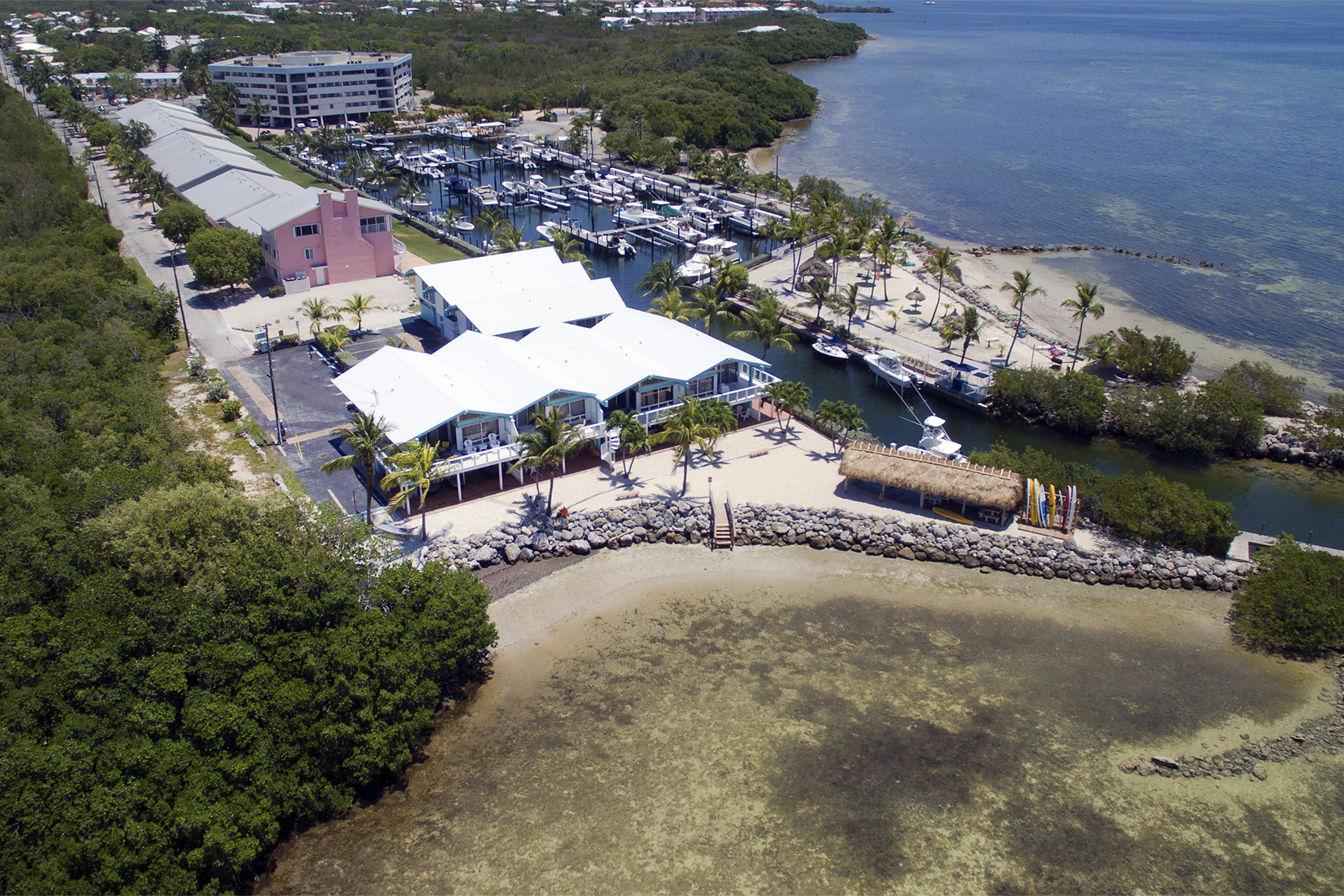 Townhouse for Sale at Oceanfront Villa 1530 Ocean Bay Drive A1 Key Largo, Florida, 33037 United States