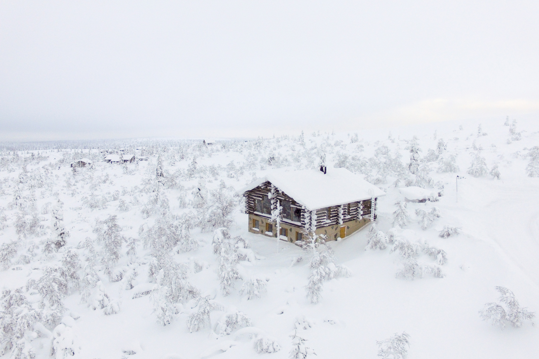 Single Family Home for Sale at Extraordinary Ski Chalet in Lapland Uuvana 1 Other Cities In Finland, Cities In Finland, 99830 Finland