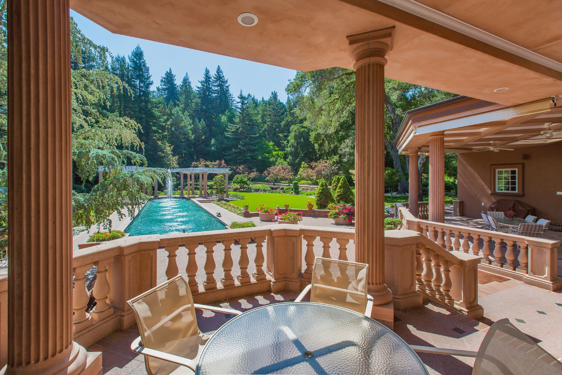 Additional photo for property listing at Woodhaven Manor 700 Kings Mountain Road Woodside, California 94062 United States