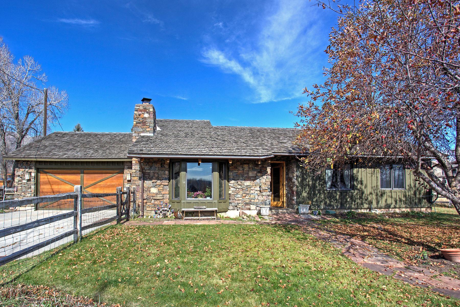 Casa Unifamiliar por un Venta en Charming Midway Home 540 W Cari Ln Midway, Utah, 84049 Estados Unidos