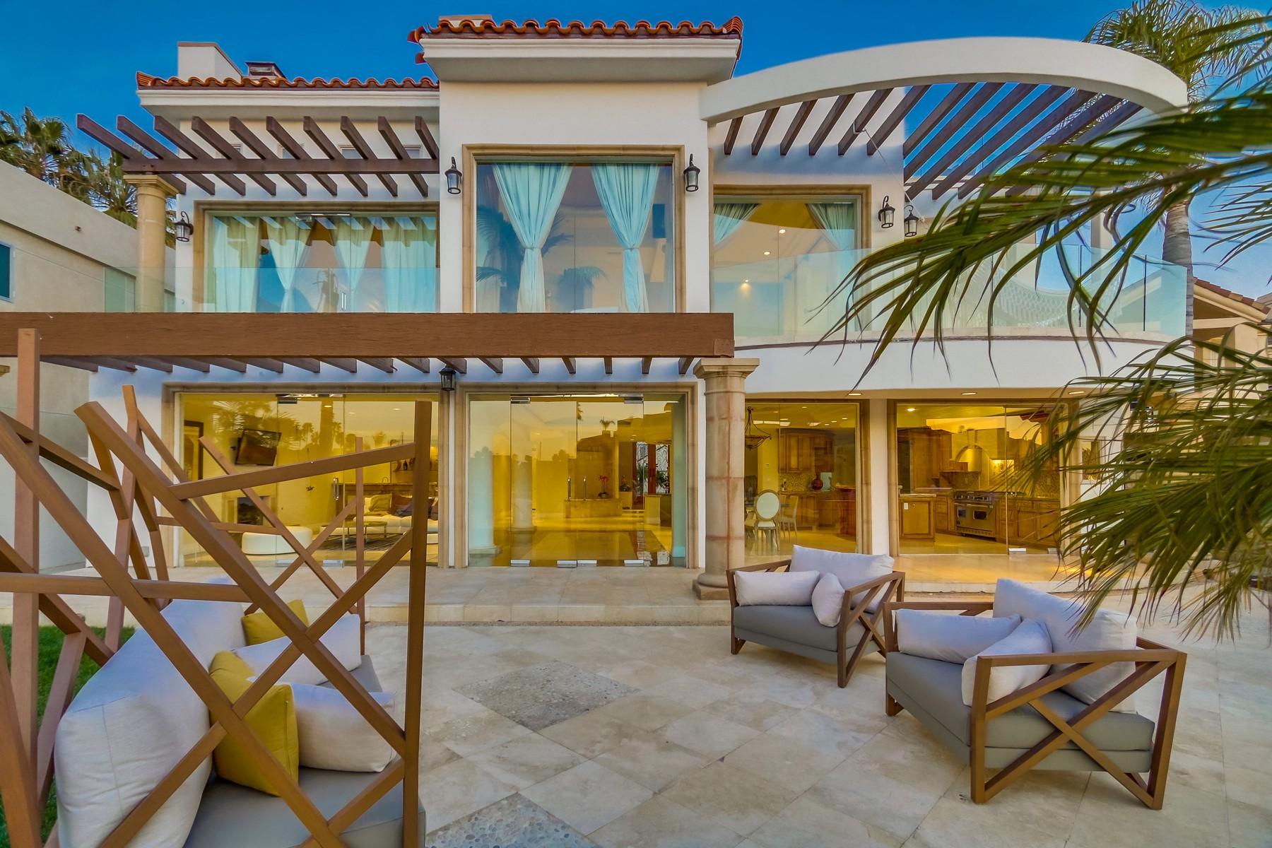 Villa per Vendita alle ore 14 Spinnaker Way Coronado, California, 92118 Stati Uniti