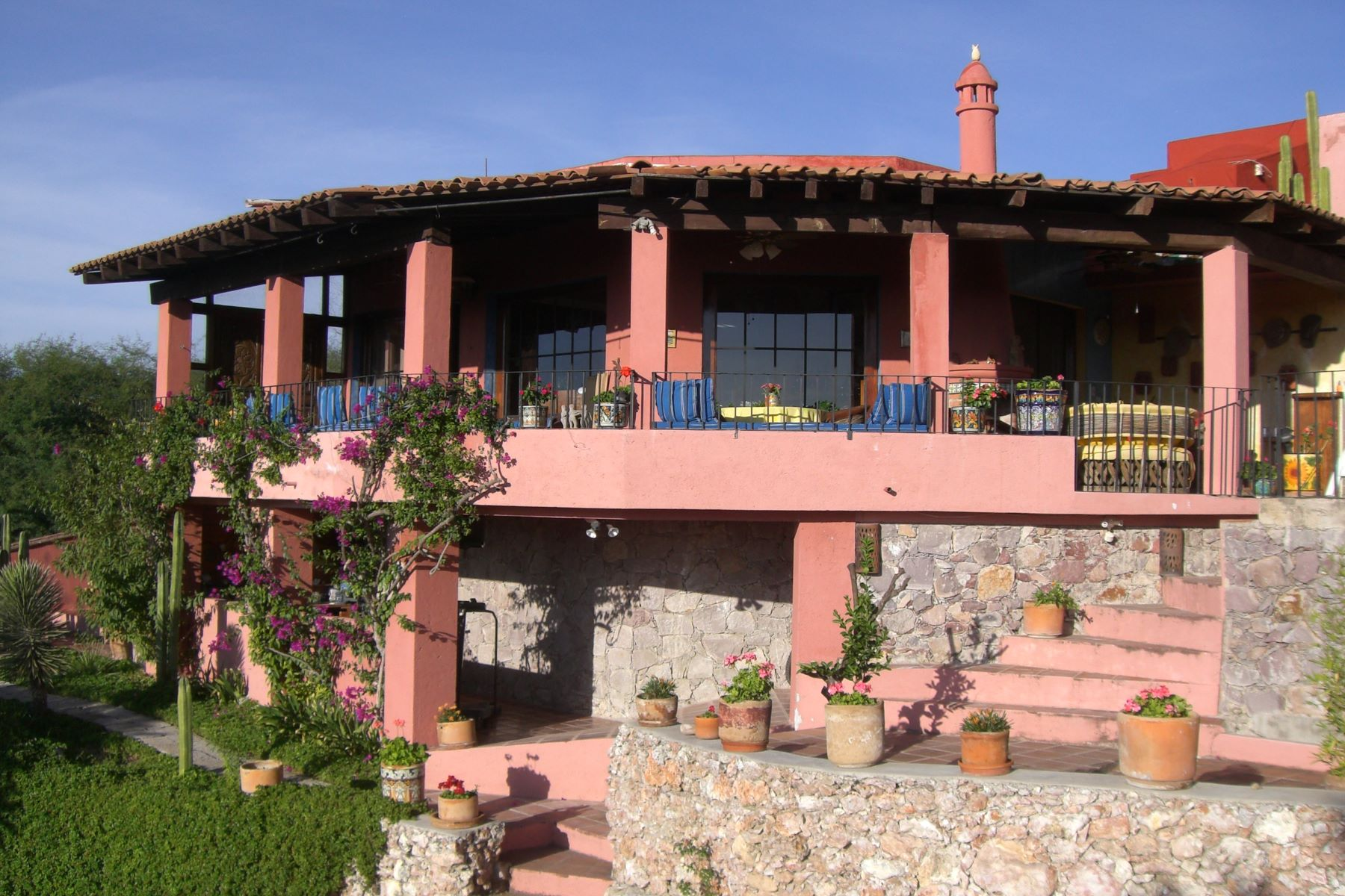 Single Family Home for Sale at Casa Agua Maravillosa San Miguel De Allende, Guanajuato Mexico