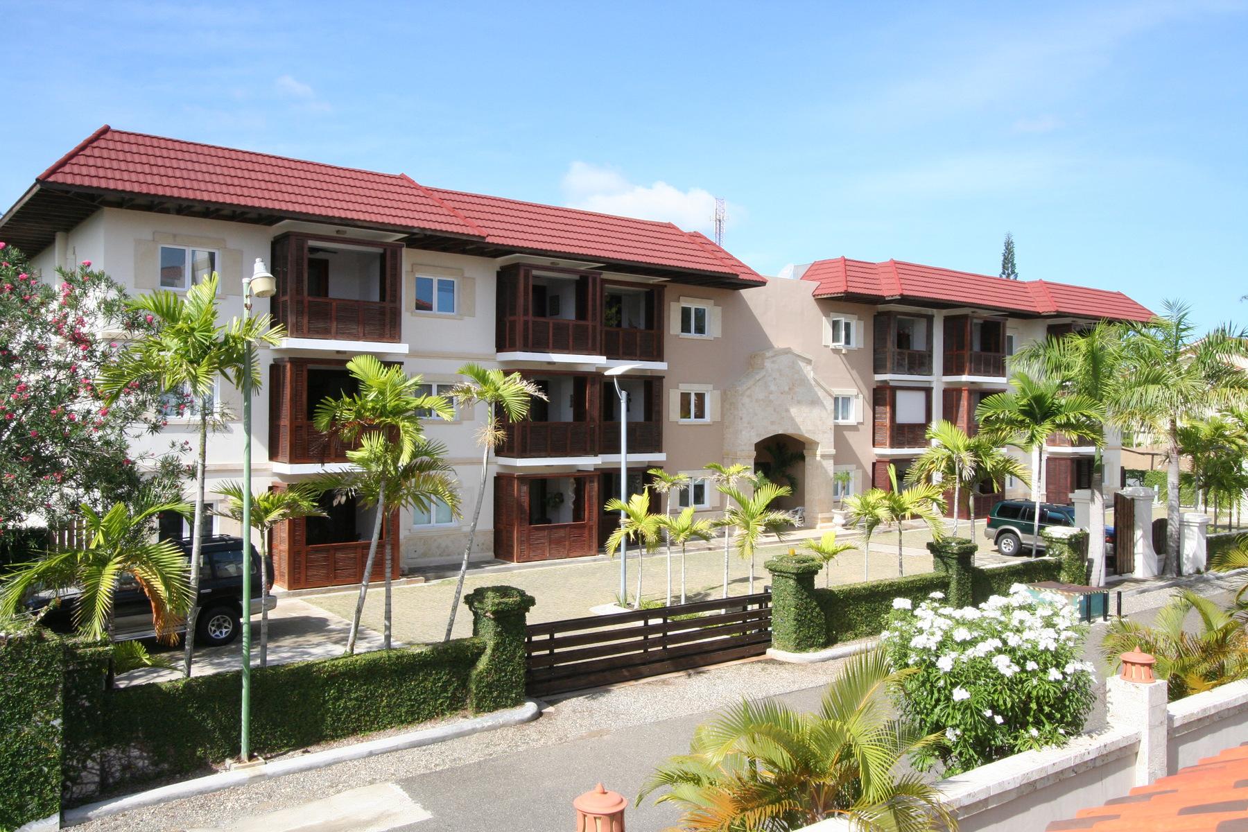 共管式独立产权公寓 为 销售 在 Pelican Beach Condominiums 3-1 3-1 Pelican Beach Cabarete, 普拉塔省, CABARETE 多米尼加共和国