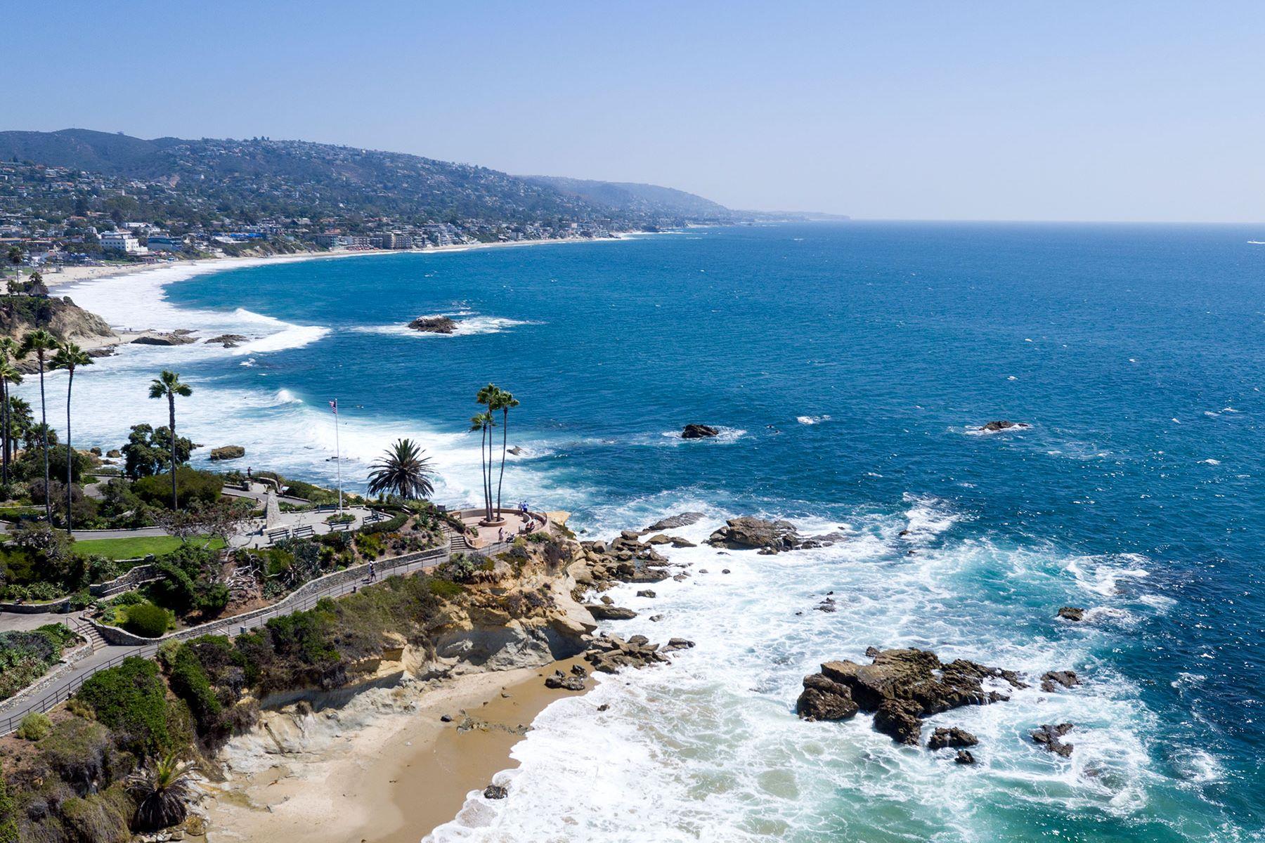 独户住宅 为 销售 在 594 Cliff Dr. 拉古纳, 加利福尼亚州, 92651 美国
