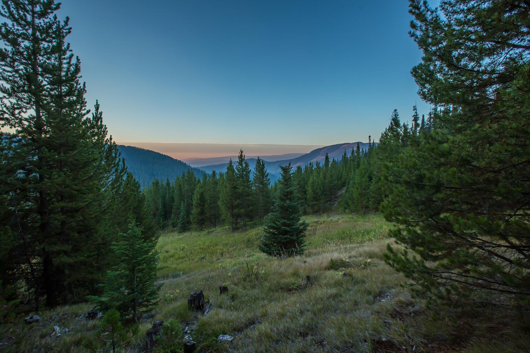 Terreno por un Venta en Lot 4 on Joy Road Joy Road, Lot 4 Big Sky, Montana, 59716 Estados Unidos
