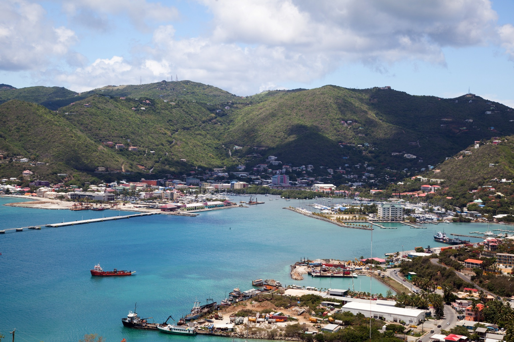 Additional photo for property listing at Channel View Land Road Town, Tortola British Virgin Islands