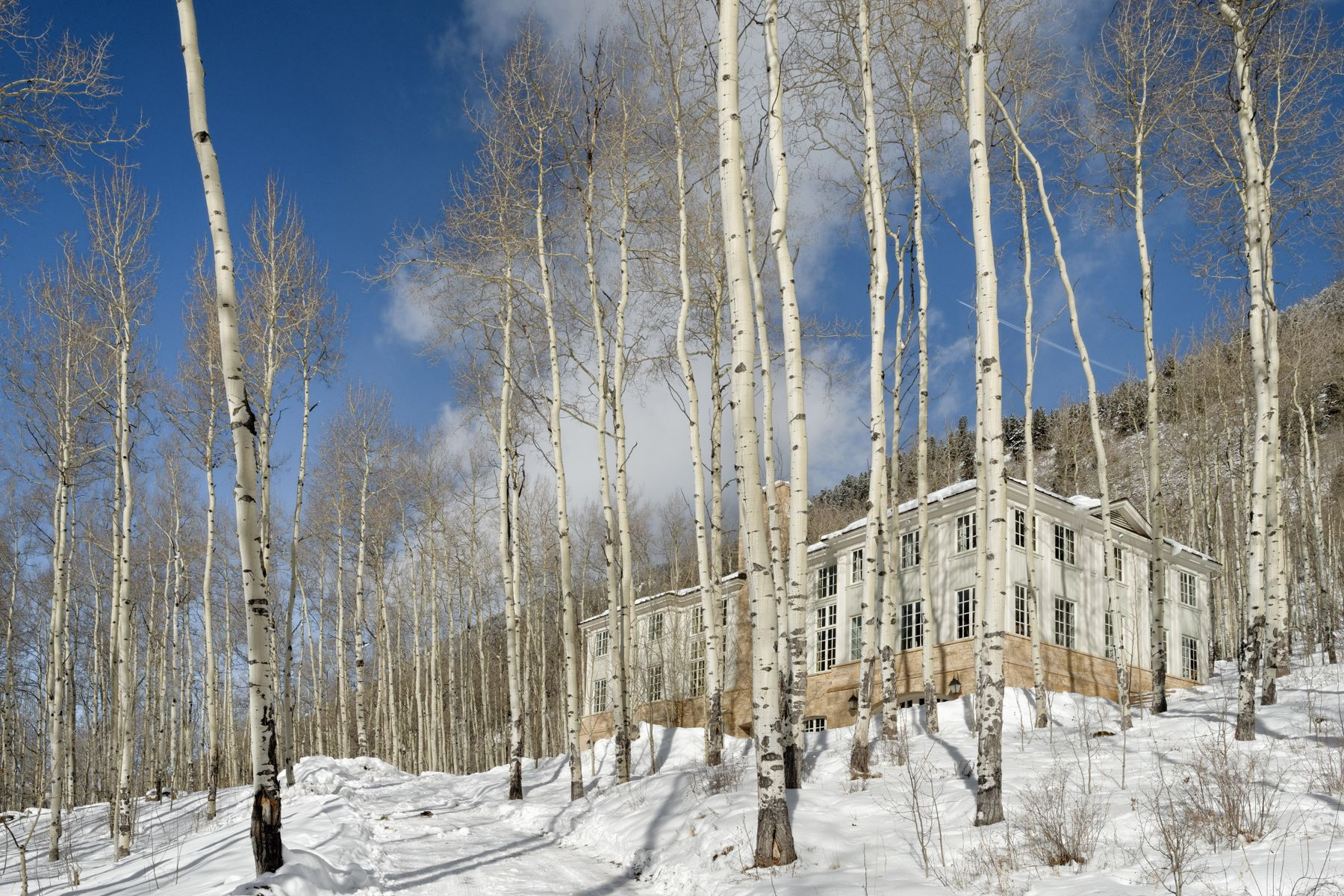 Additional photo for property listing at Mountain Classic 11 Fall Creek Road Aspen, Colorado 81611 United States