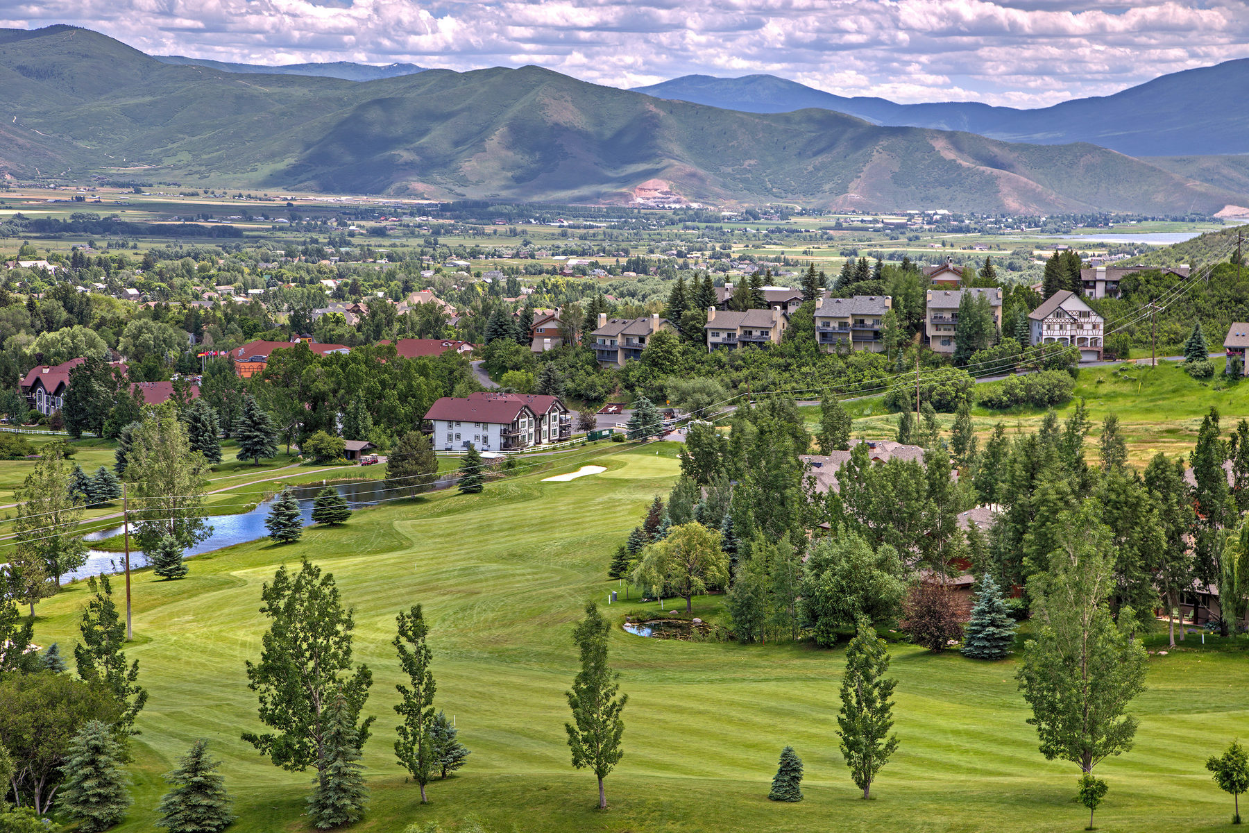 Additional photo for property listing at Spectacular Turnberry Woods Lot 1104 W Links Dr Lot 28 Midway, Utah 84049 United States