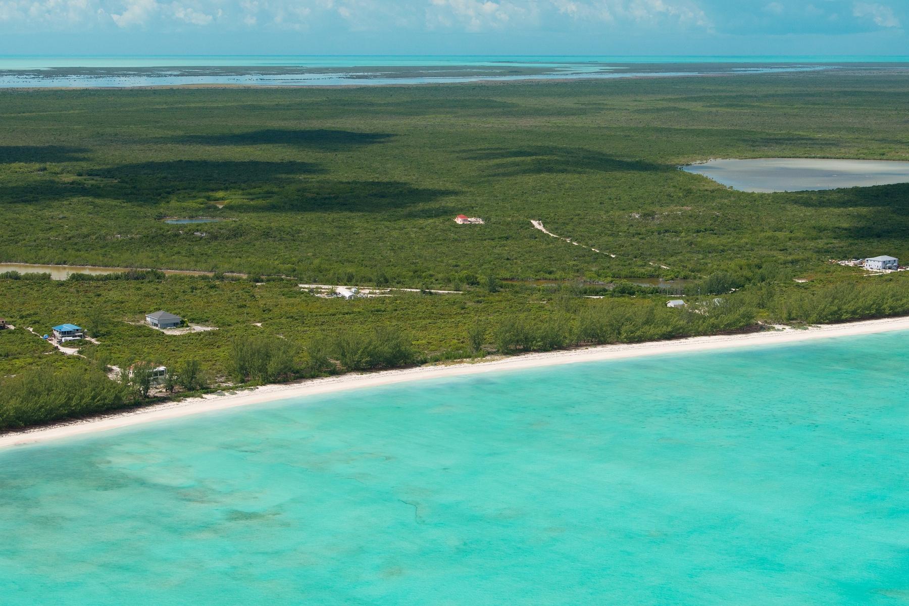 土地 为 销售 在 Across from Bambarra Beach 班巴拉地果, 特克斯和凯科斯群岛