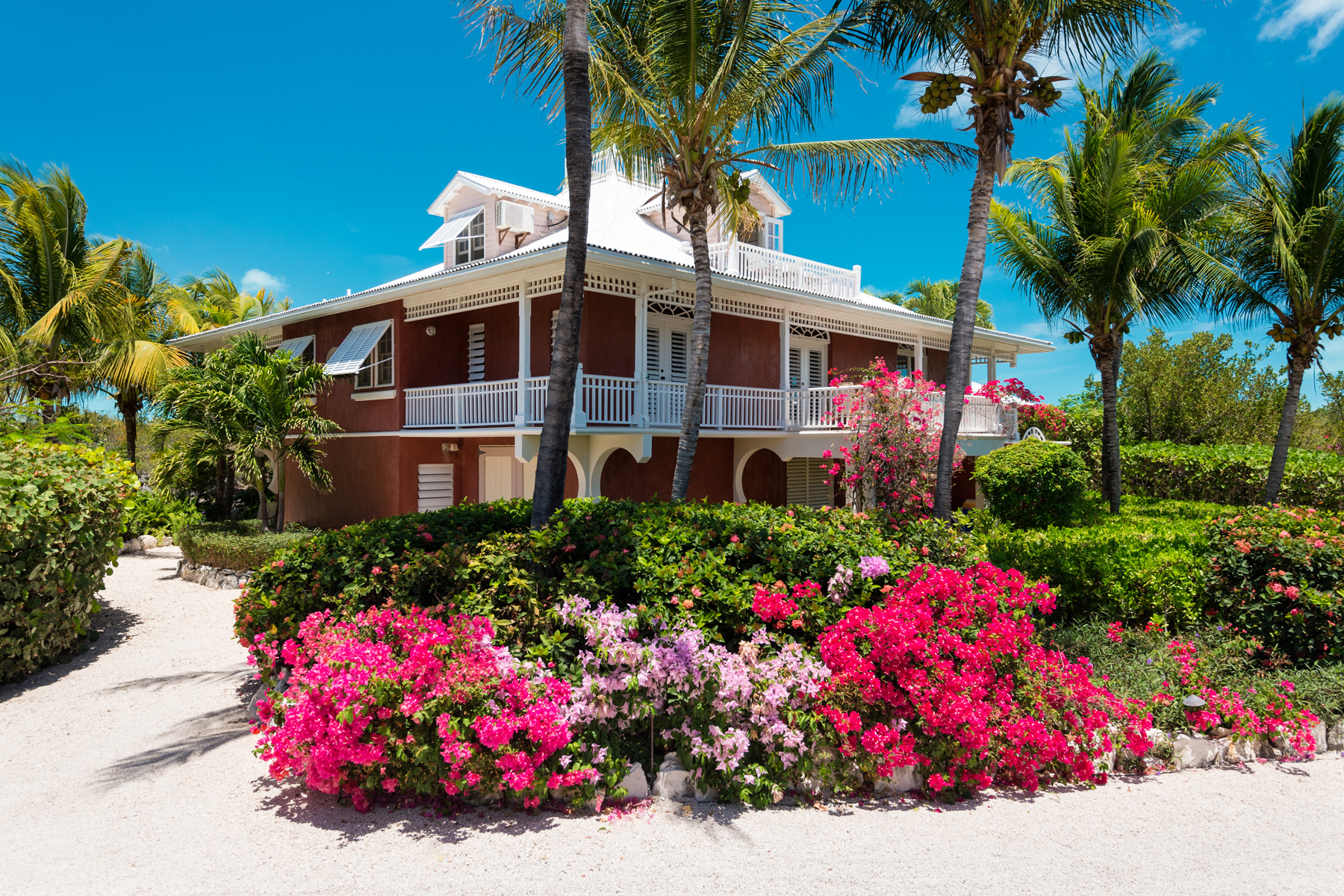 Single Family Home for Sale at Etoile De Mer Taylor Bay, Turks And Caicos Islands