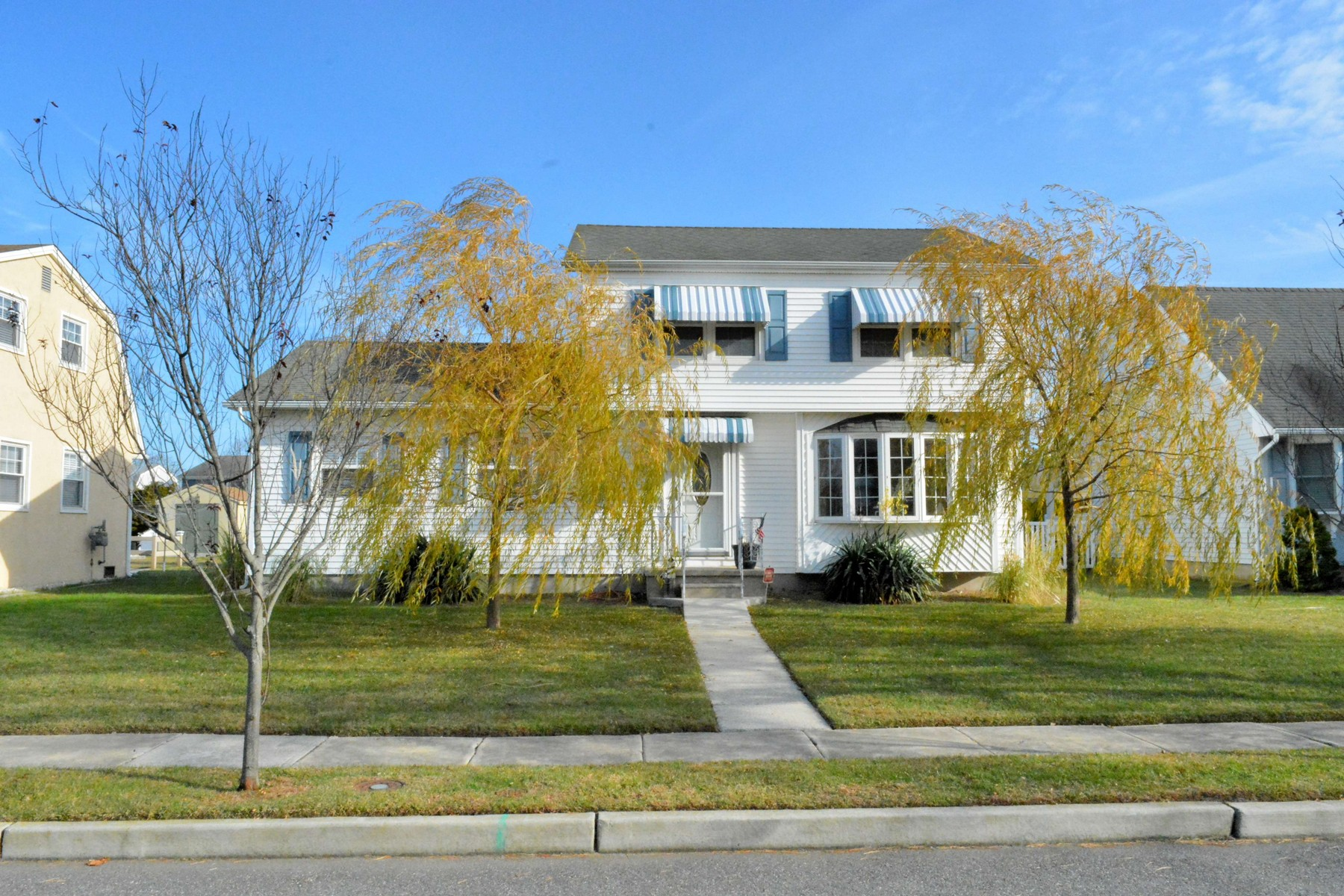 Single Family Home for Sale at Ocean City Homes Single 121 Clipper Drive Ocean City, New Jersey 08226 United States