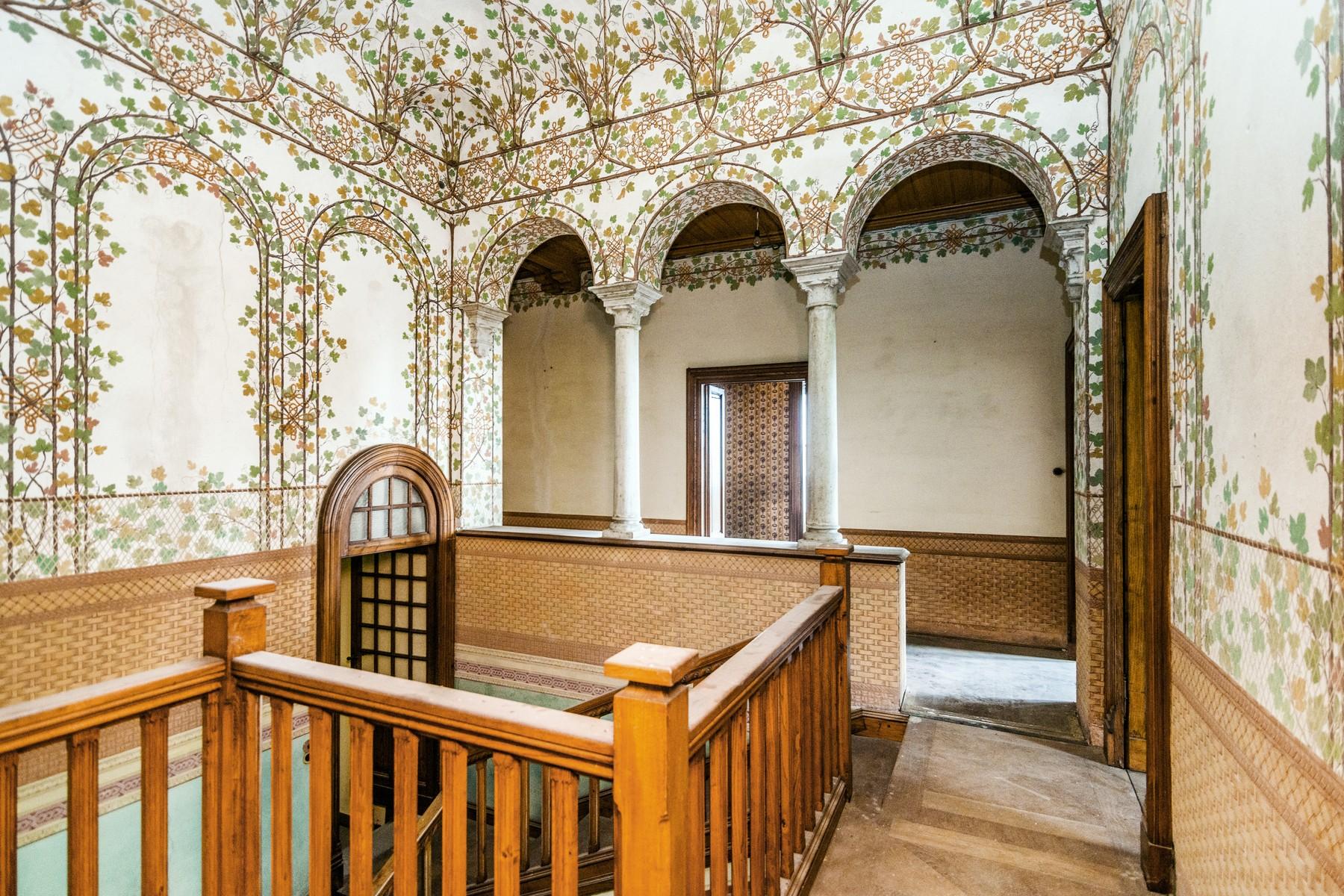 Additional photo for property listing at Superlative neo-medieval Villa Via Scalini Brunate, Como 22034 Italy
