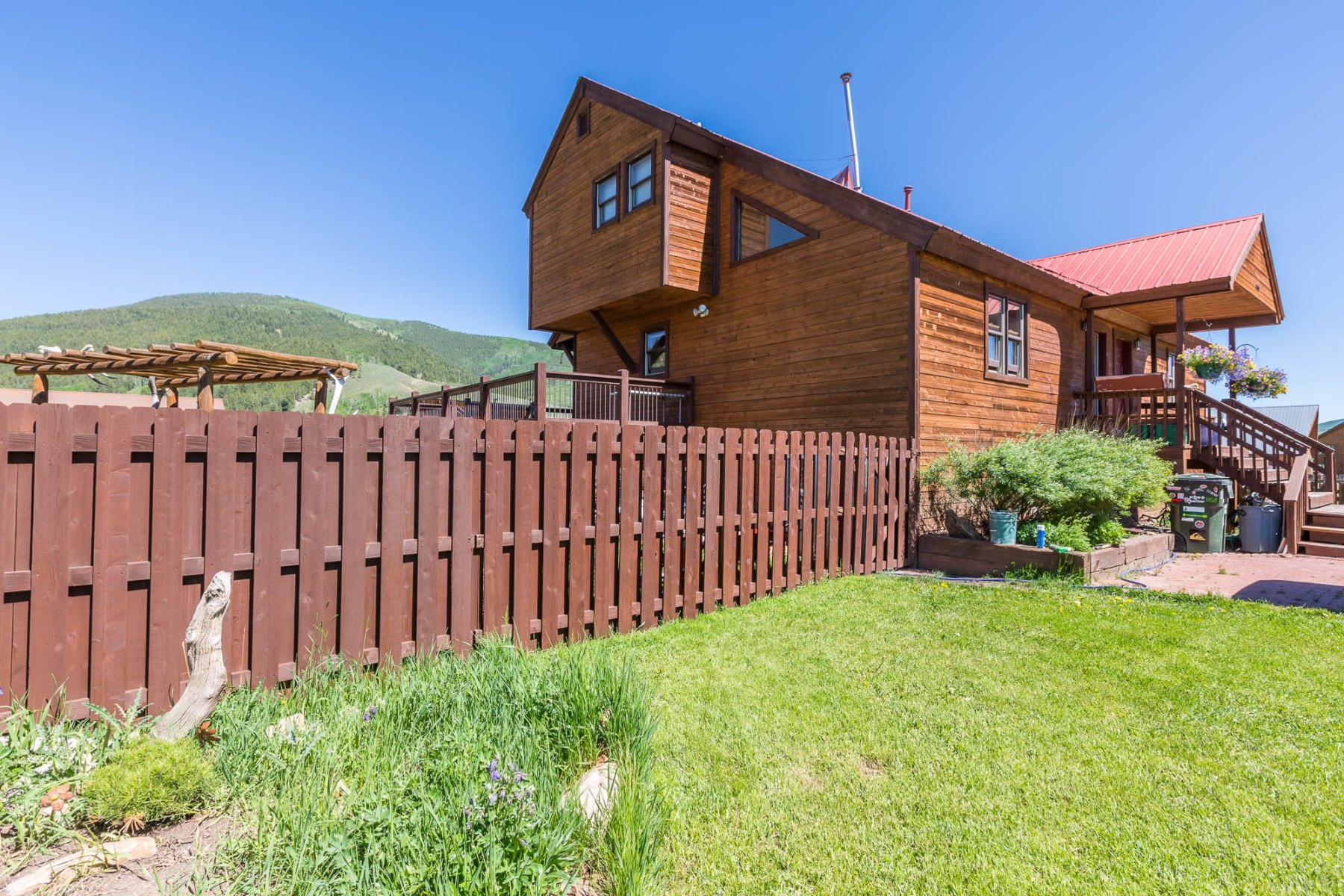 Townhouse for Sale at Great Townhome with Unobstructed Views 550 Cascadilla Street Crested Butte, Colorado, 81224 United States