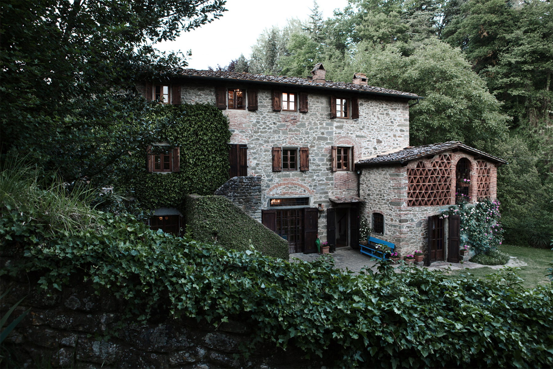 Single Family Home for Sale at 15th century stone watermill Reggello Reggello, Florence 50066 Italy