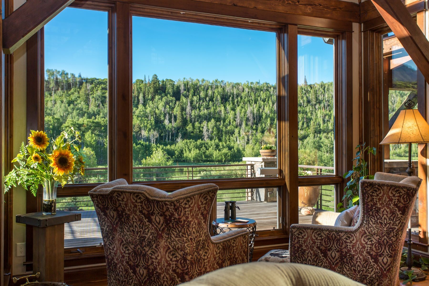 Additional photo for property listing at Elkins Meadow Masterpiece 2890 Bucks Path Steamboat Springs, Colorado 80487 United States