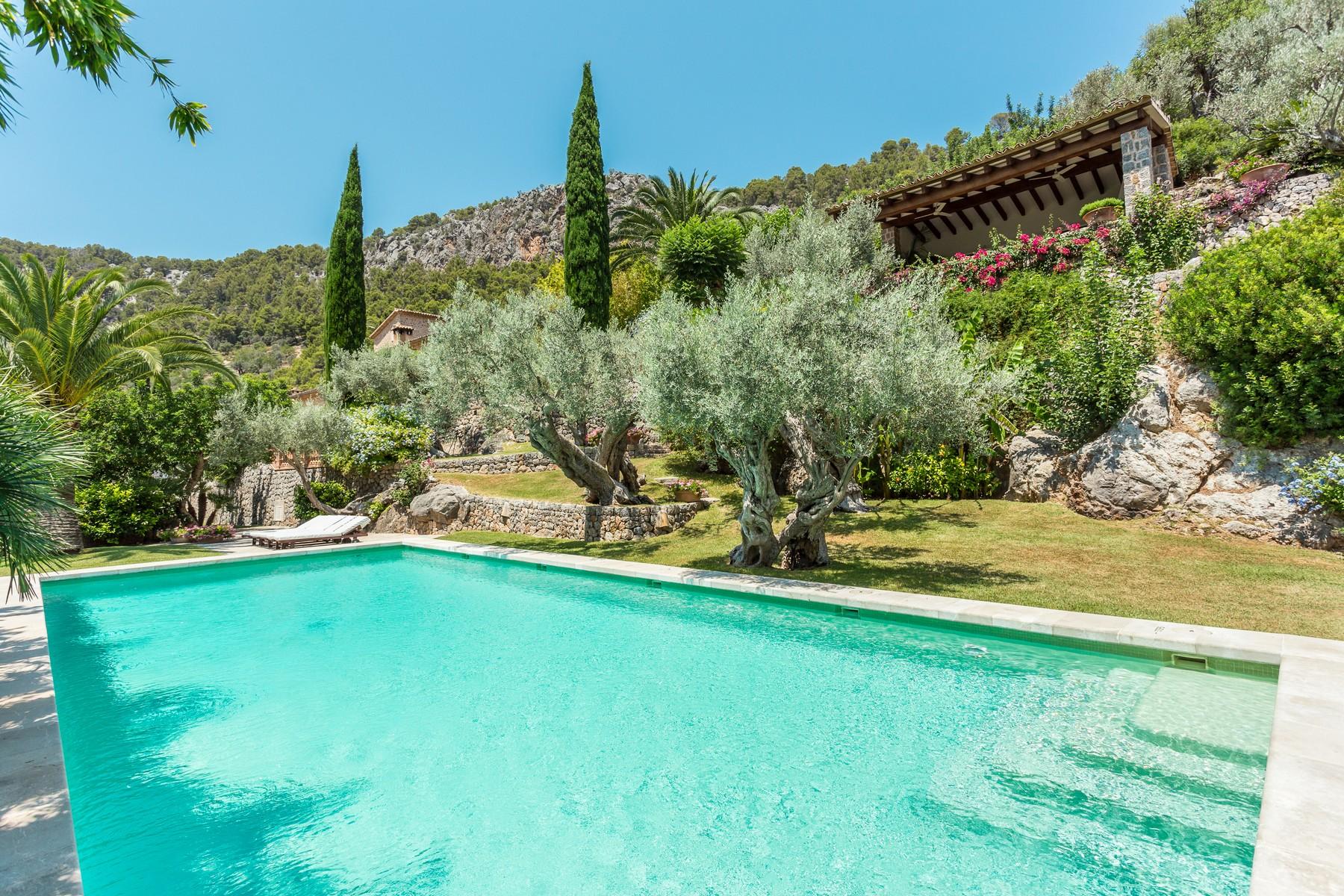 Casa Unifamiliar por un Alquiler en Impressive villa with panoramic views in Soller Other Balearic Islands, Balearic Islands, 07100 España