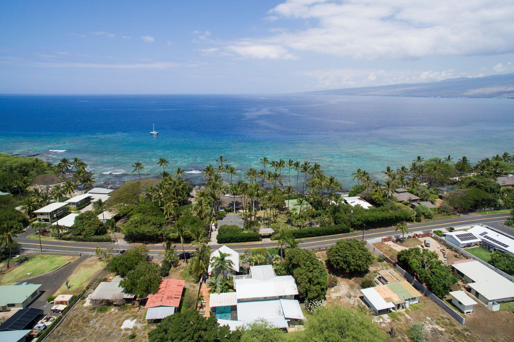 Casa para uma família para Venda às 69-1757 Puako Beach 69-1757 Puako Beach Dr. Kamuela, Havaí, 96743 Estados Unidos