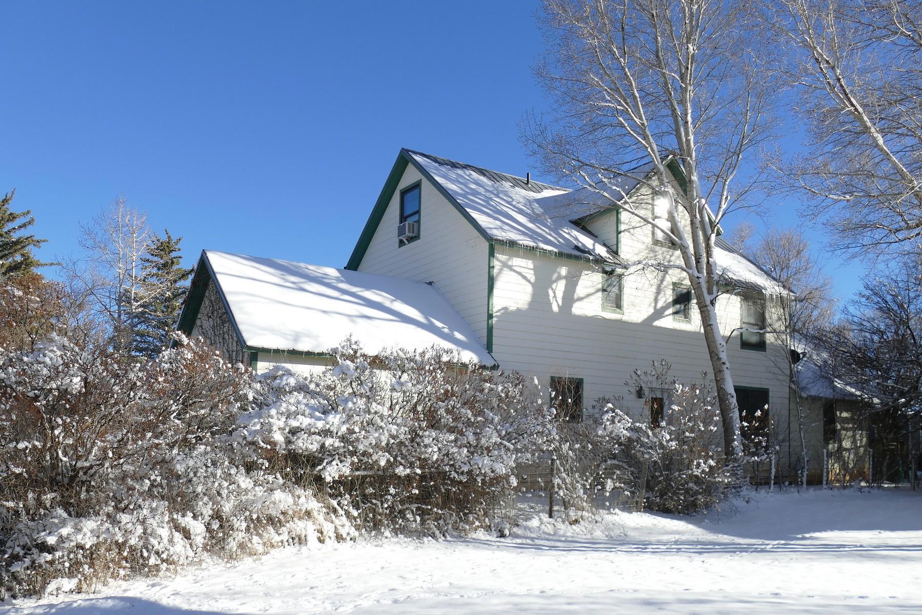 Частный односемейный дом для того Продажа на 1340 Naturita Street Norwood, Колорадо, 81423 Соединенные Штаты