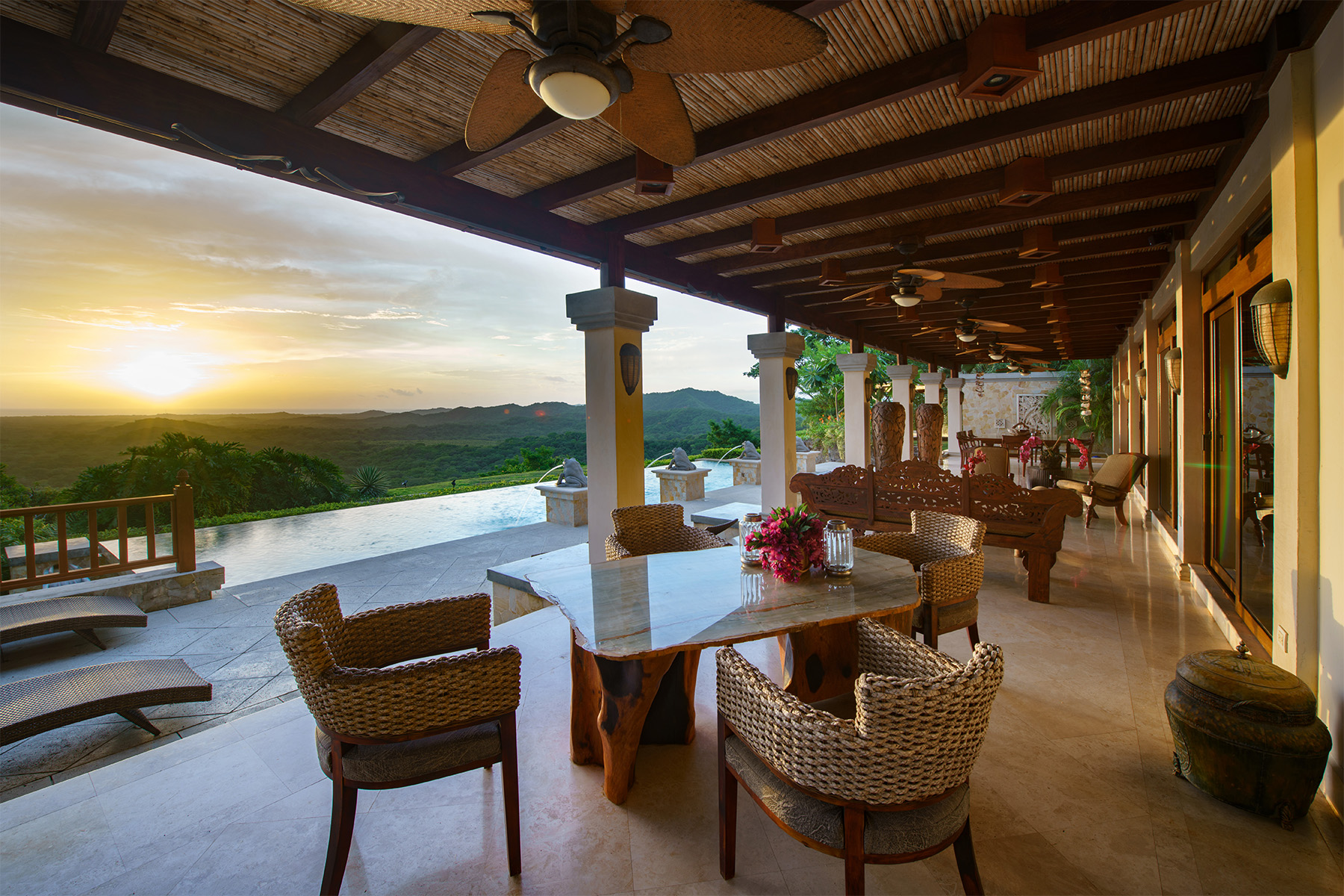 Single Family Home for Sale at Casa Bali Sueños Tamarindo, Guanacaste Costa Rica