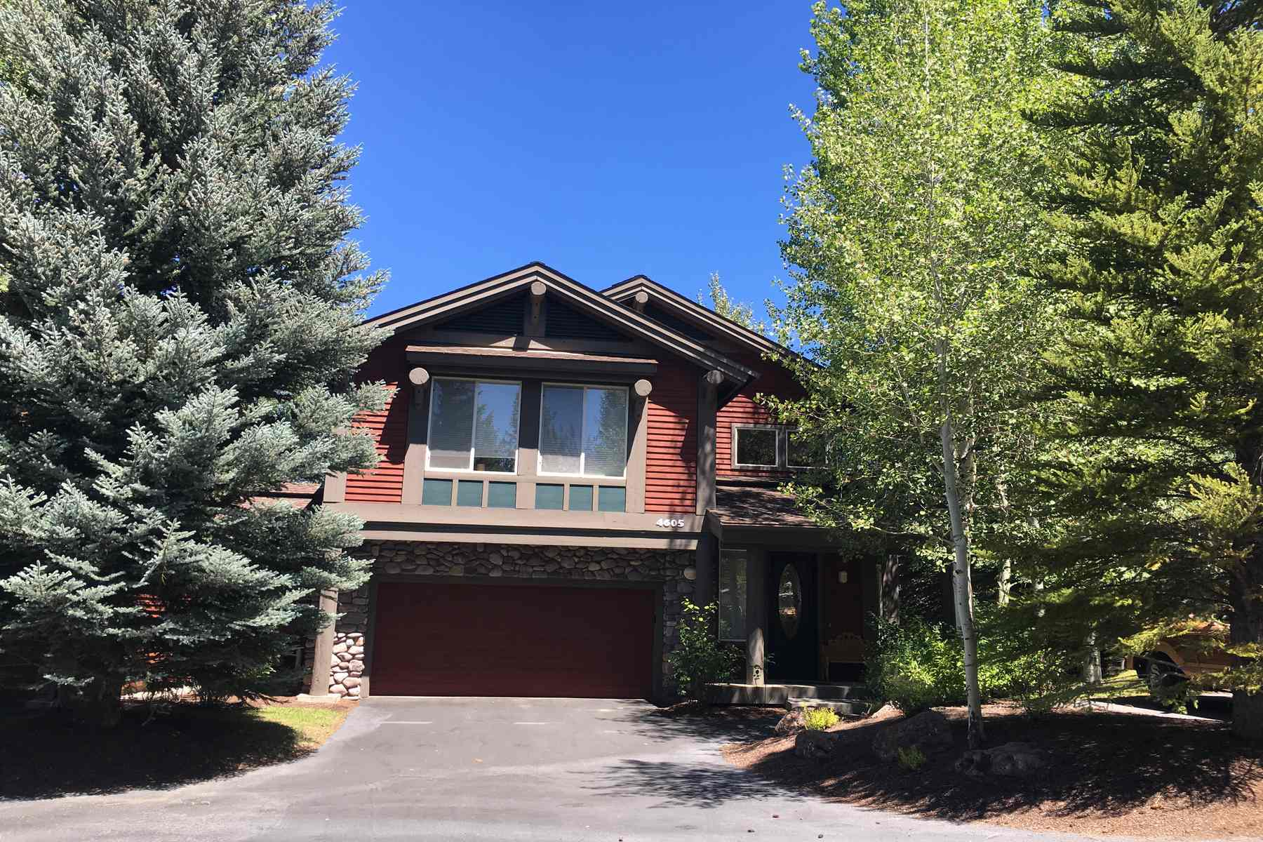 Appartement en copropriété pour l Vente à Quiet, Secluded Townhome 4605 Arrowwood Dr Elkhorn, Sun Valley, Idaho, 83353 États-Unis