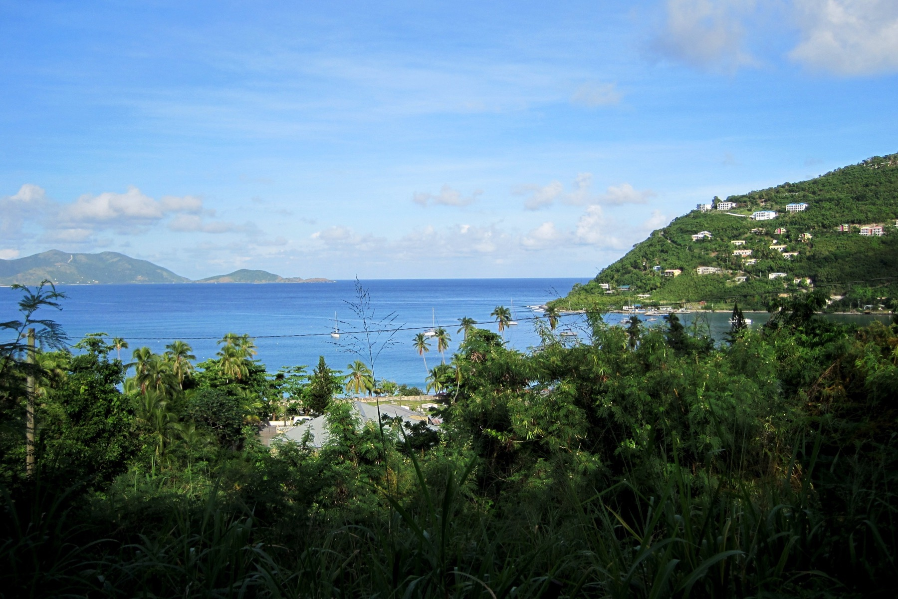 Land for Sale at Cane Garden Bayside Cane Garden Bay, Tortola British Virgin Islands