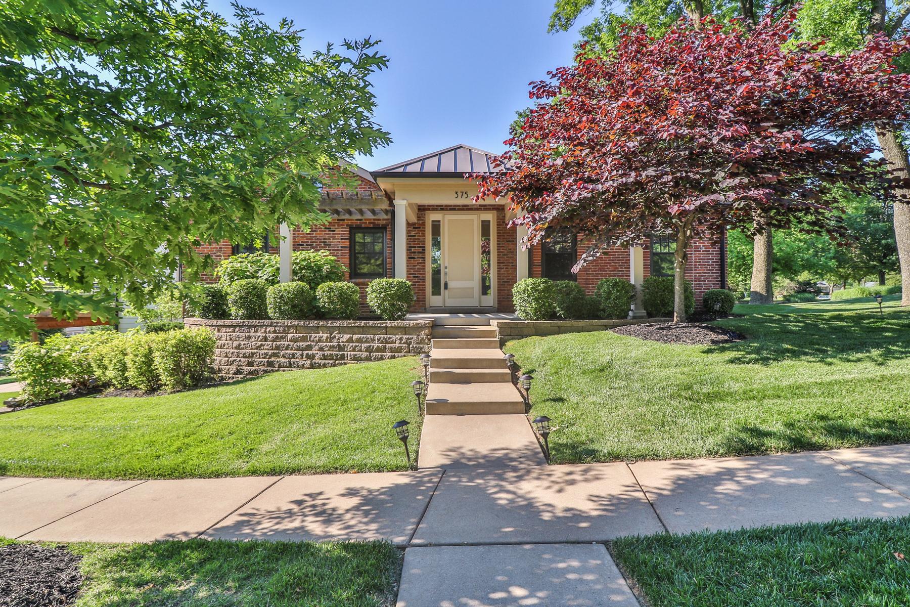 Condominium for Sale at Champion Way Drive 375 Champion Way Drive Ballwin, Missouri, 63011 United States