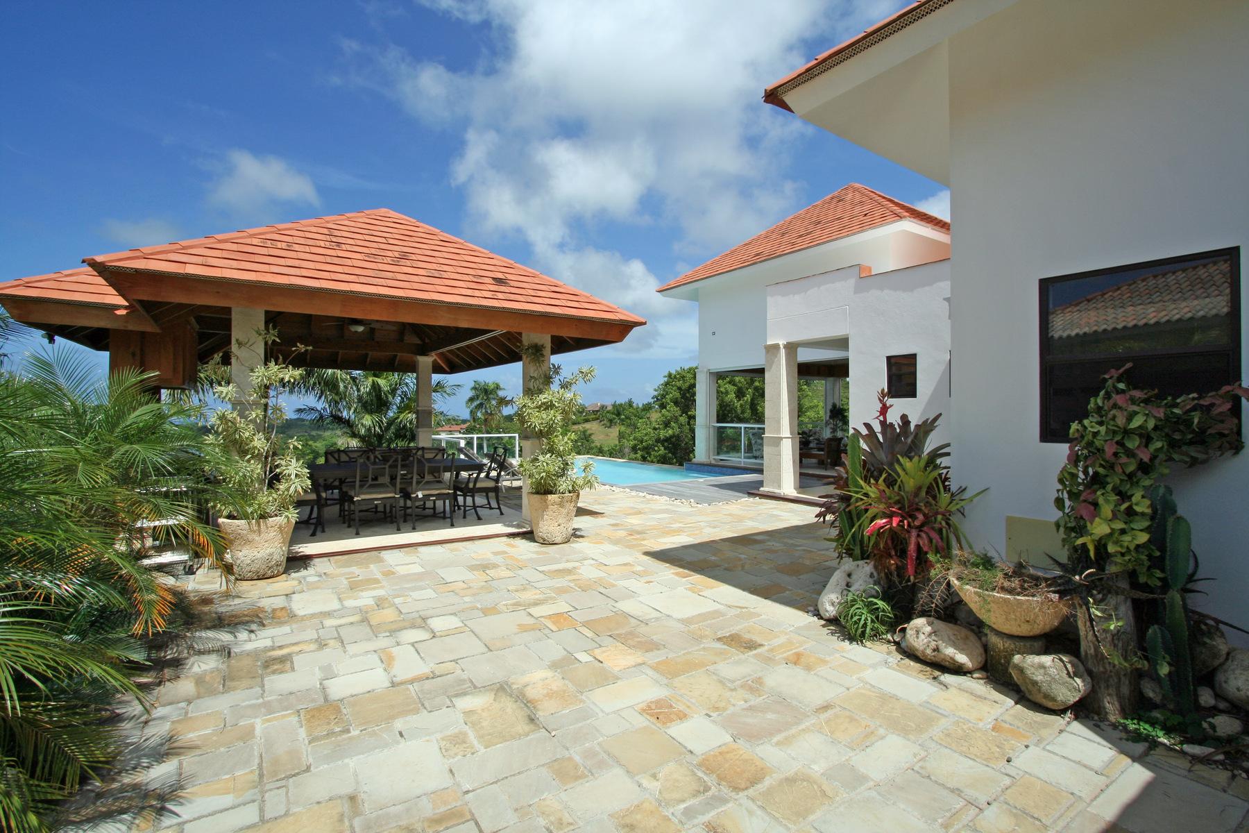 Einfamilienhaus für Verkauf beim Panorama Village No. 4 4 Panorama Village Sosua, Puerto Plata 57000 Dominikanische Republik