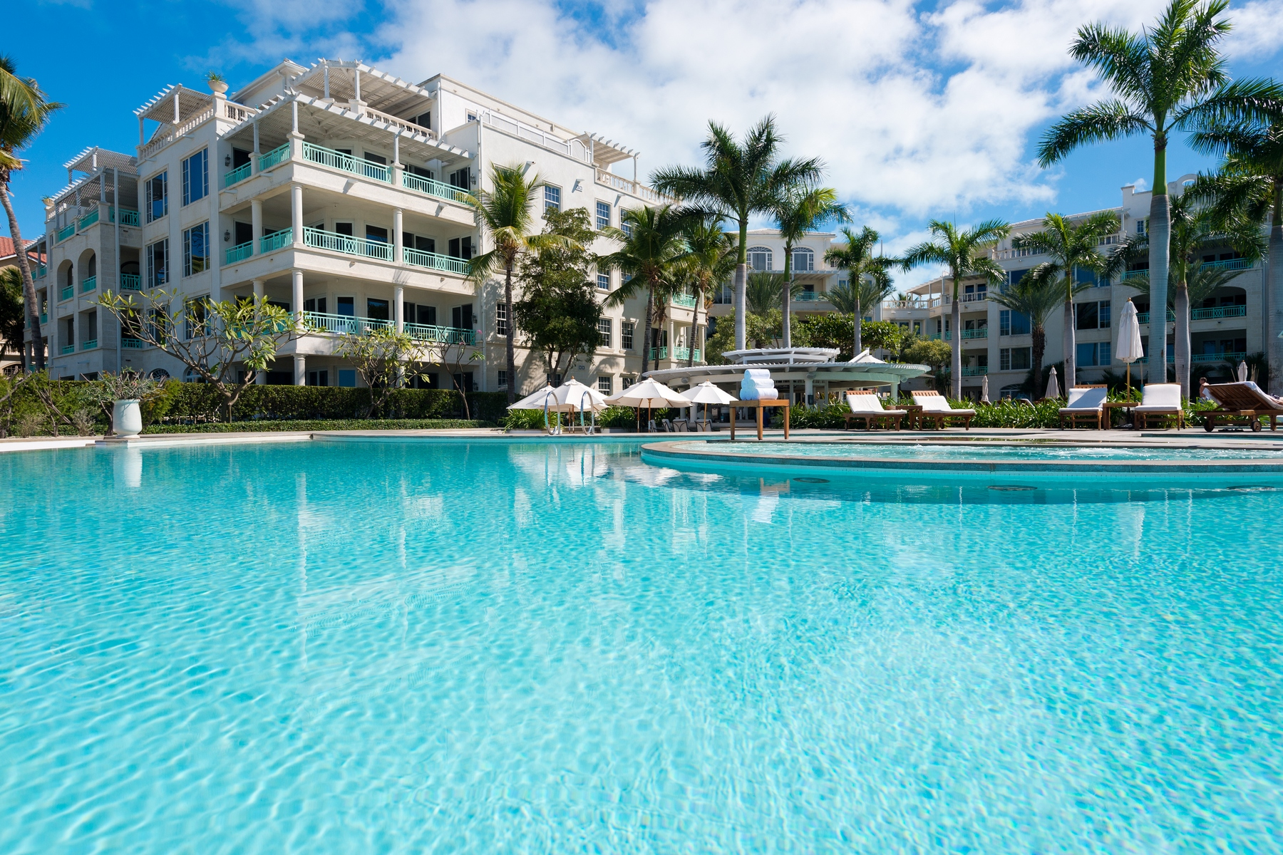 Additional photo for property listing at The Palms - Suite 4303.4304 The Regent Palms, Grace Bay, Providenciales Islas Turcas Y Caicos