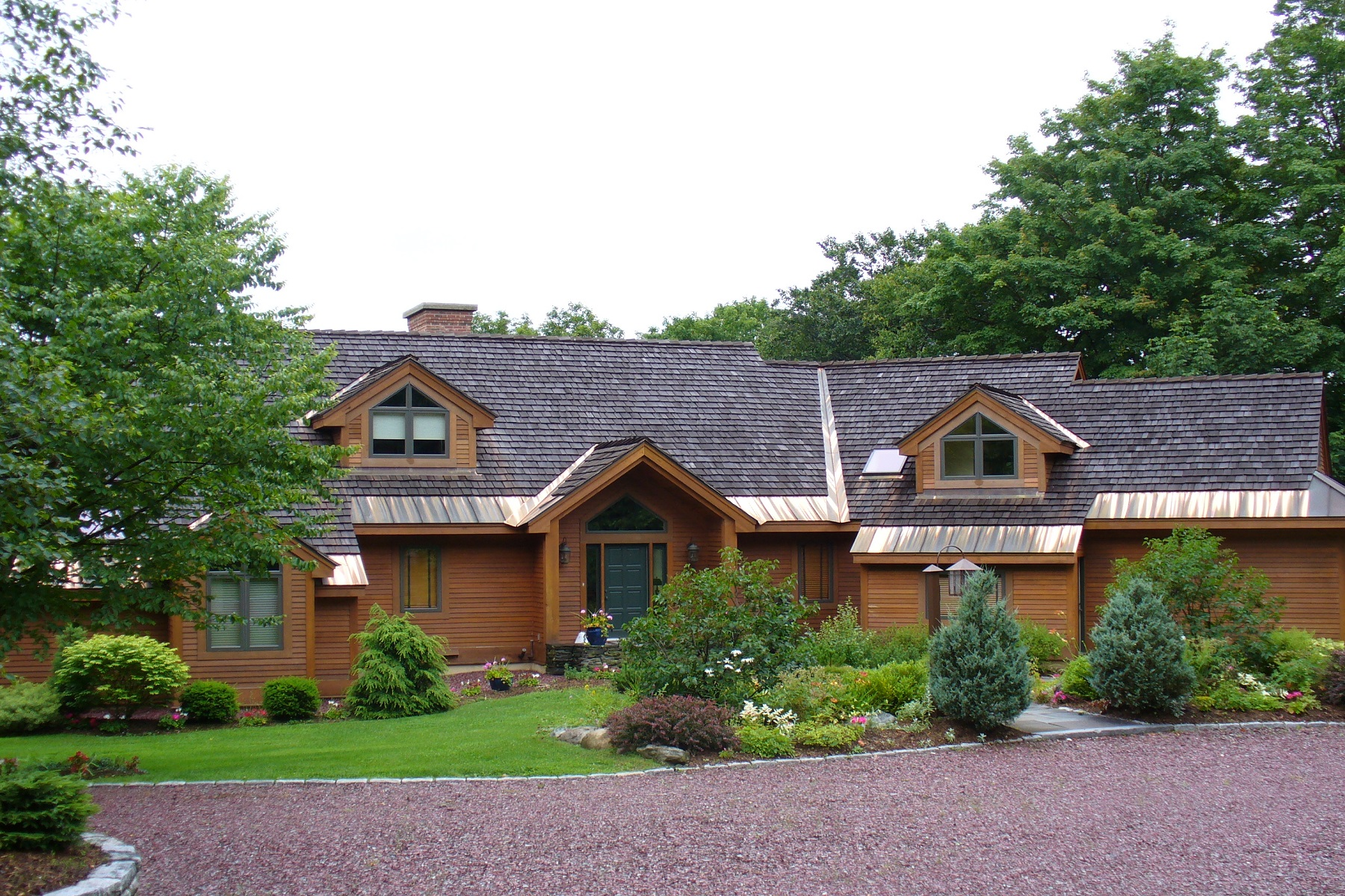 Single Family Home for Sale at High Ridge Estate 343 High Ridge Rd Killington, Vermont, 05751 United States