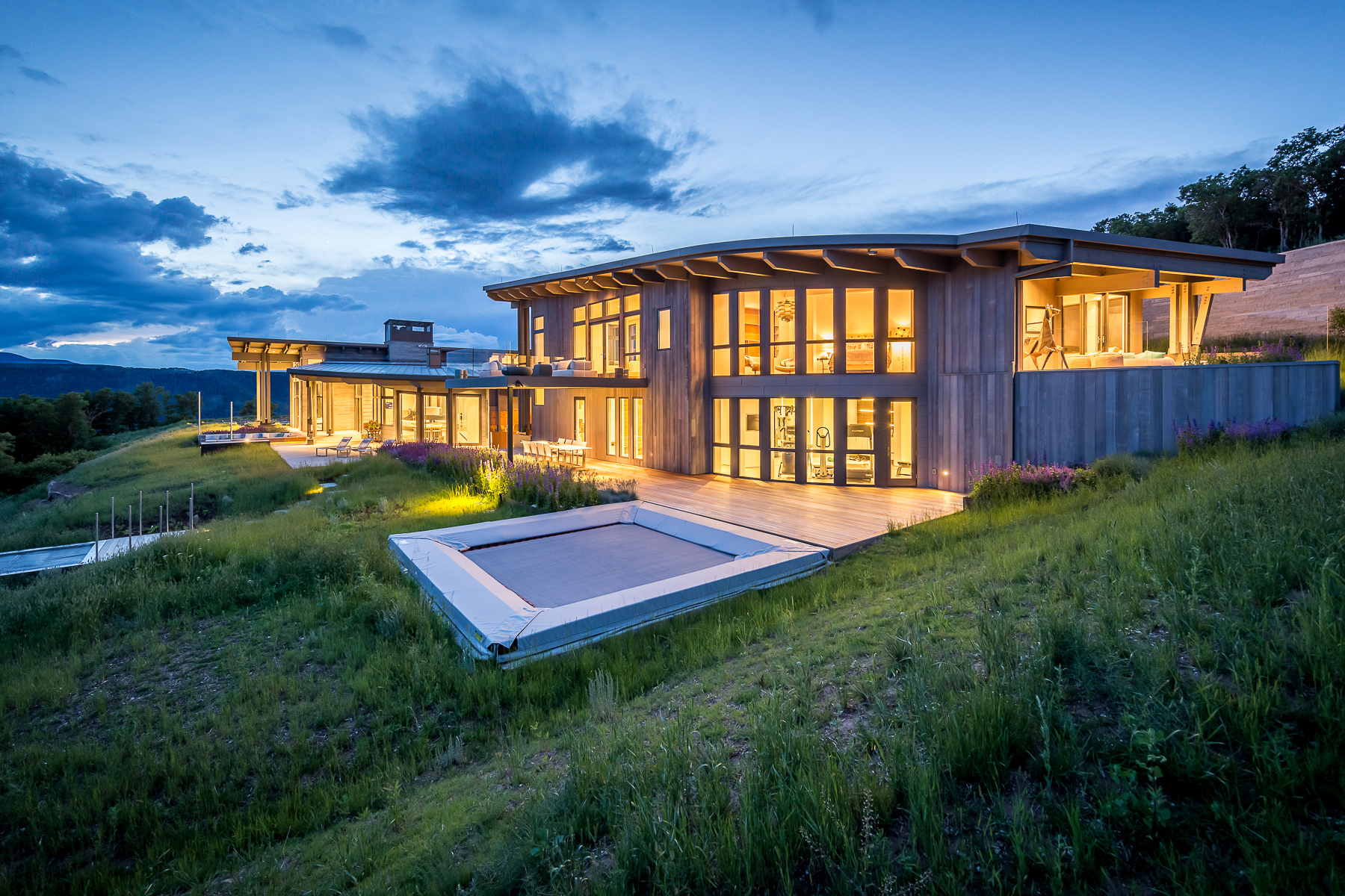 """Additional photo for property listing at """"Paradiso"""" 851 Wilson Way Telluride, Colorado 81435 United States"""