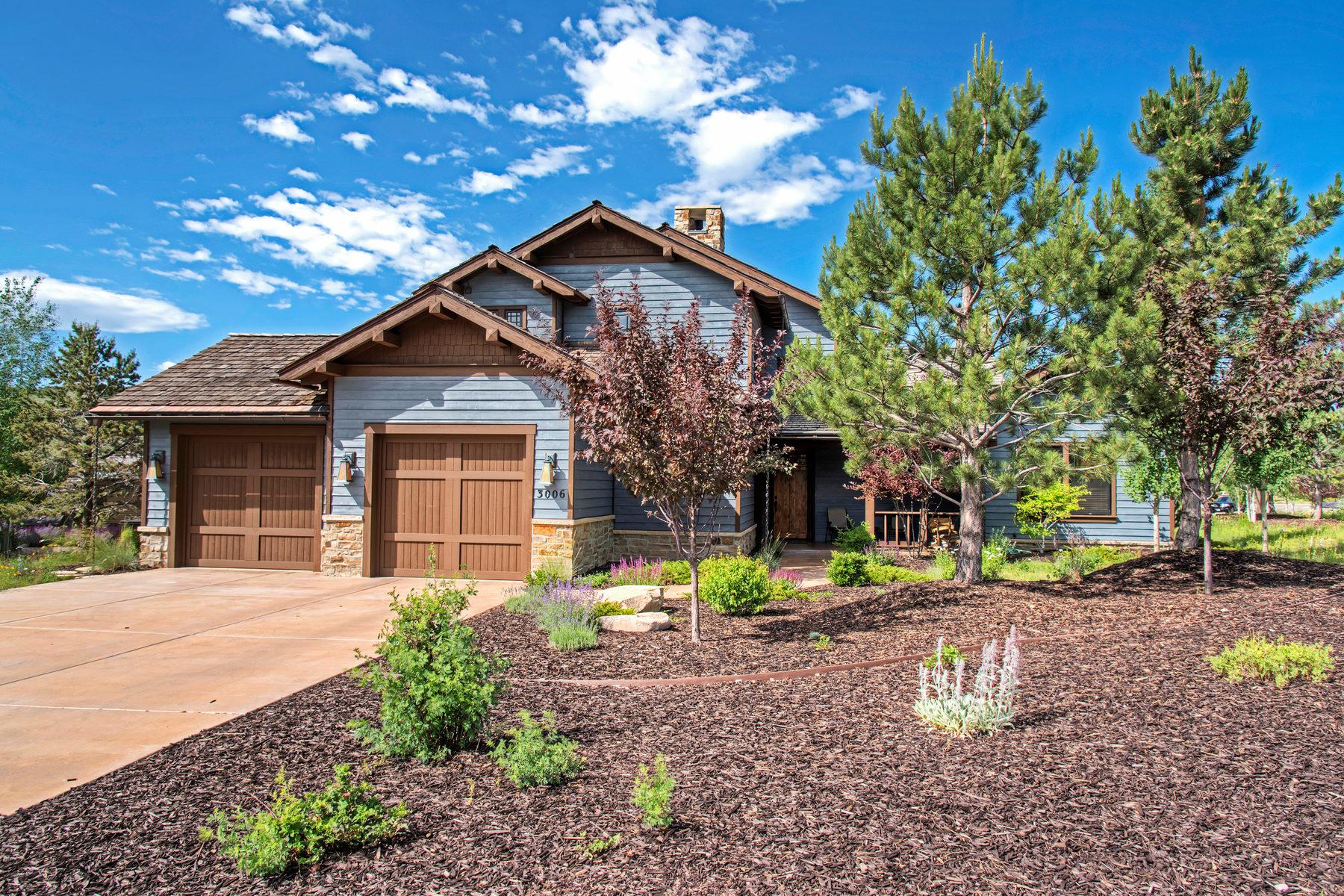 Nhà ở một gia đình vì Bán tại Enjoy the Talisker Lifestyle 3006 E Painted Bear Trl Kamas, Utah, 84036 Hoa Kỳ
