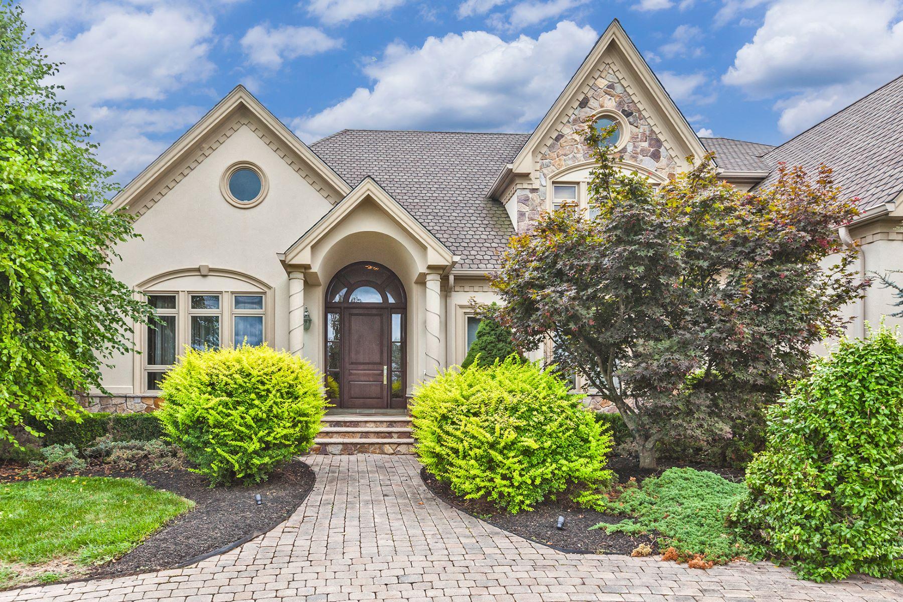 Maison unifamiliale pour l Vente à Put This On Your Must-See List - Hopewell Township 158 Harbourton Woodsville Road Lambertville, New Jersey 08530 États-Unis