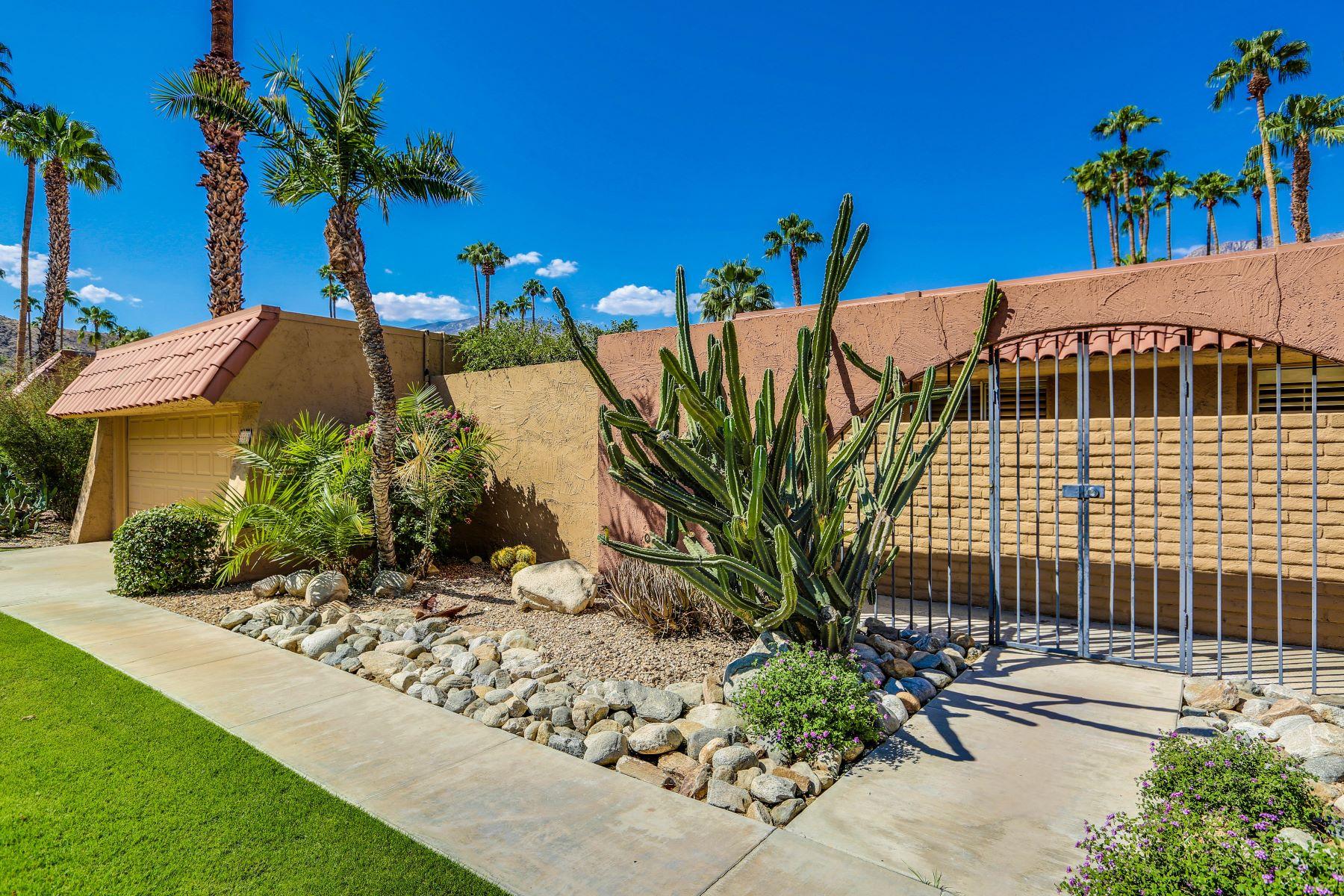 Condomínio para Venda às 3359 Andreas Hills Drive Palm Springs, Califórnia, 92264 Estados Unidos