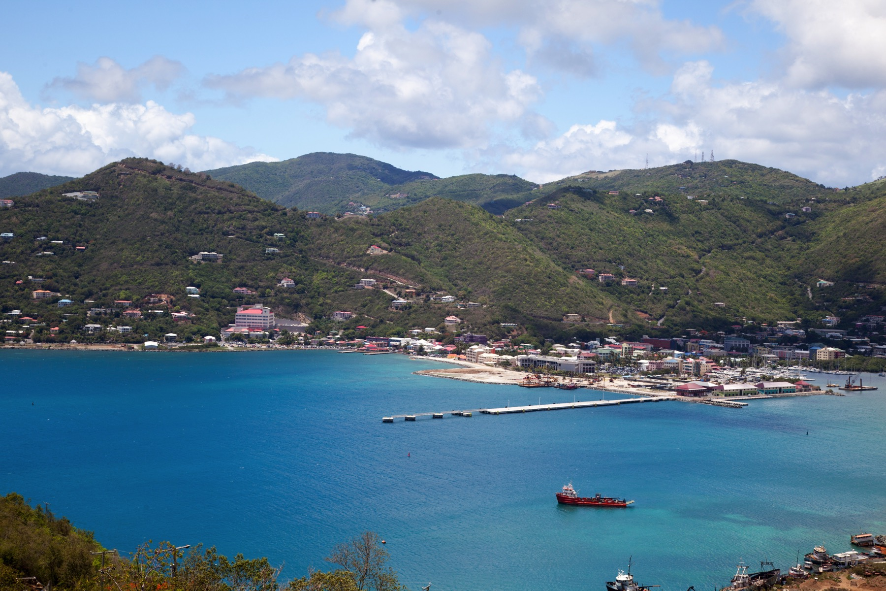 Additional photo for property listing at Channel View Land Road Town, Tortola Ilhas Virgens Britânicas