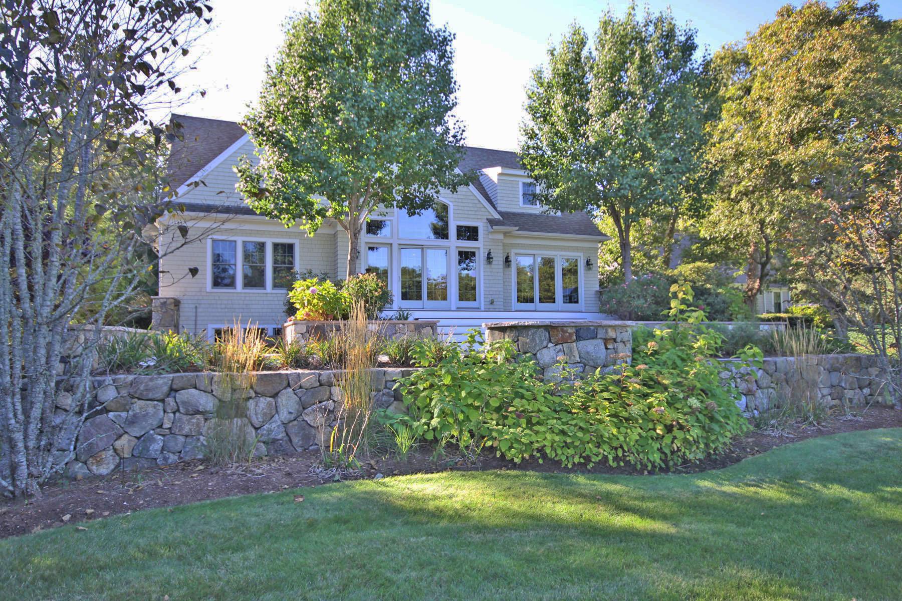 獨棟家庭住宅 為 出售 在 PRISTINE HOME 95 Summersea Rd New Seabury, 麻塞諸塞州, 02649 美國在/周邊: Mashpee