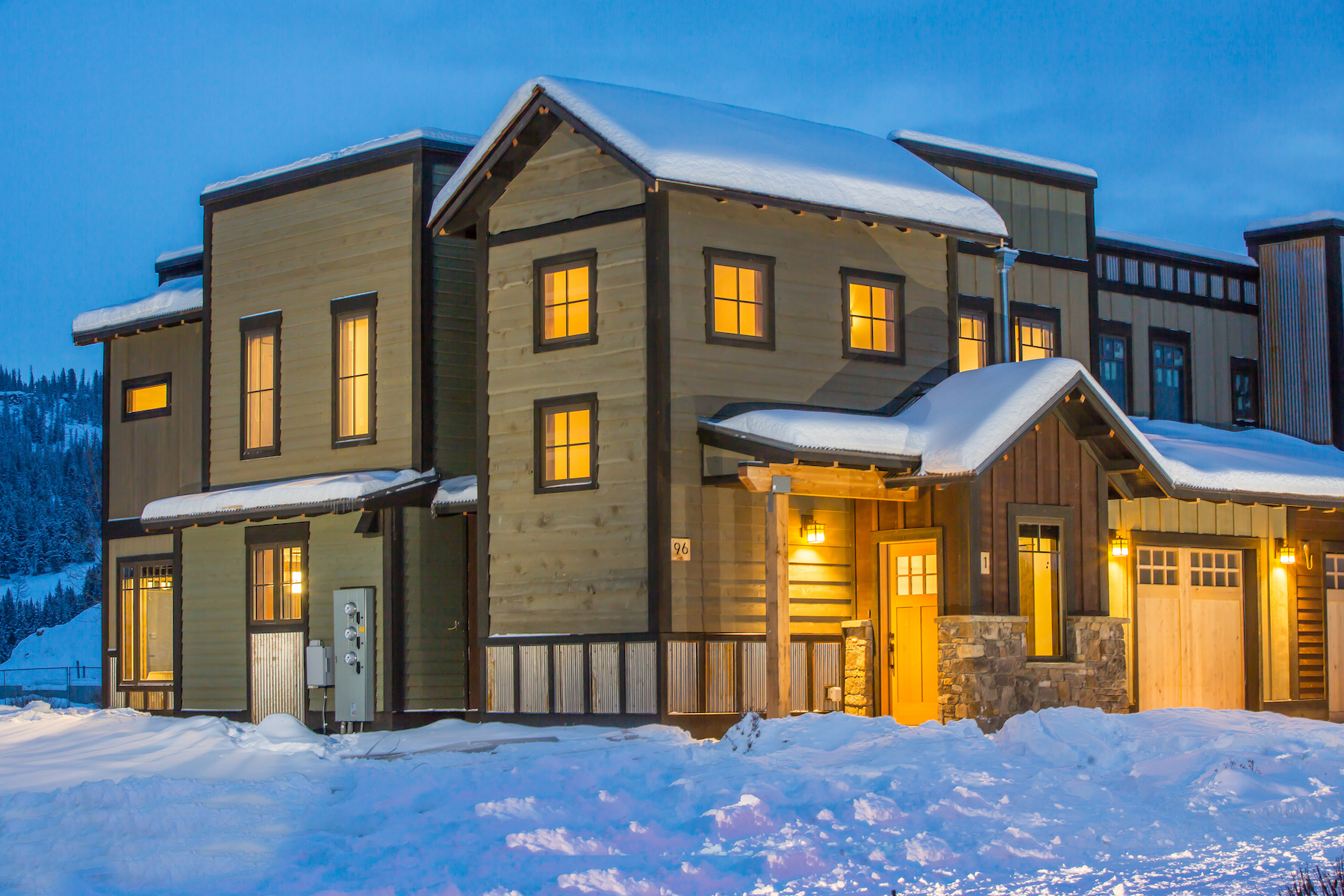 Condominium for Sale at Elevation 6000 80 Pheasant Tail Lane Unit 3 Big Sky, Montana, 59716 United States