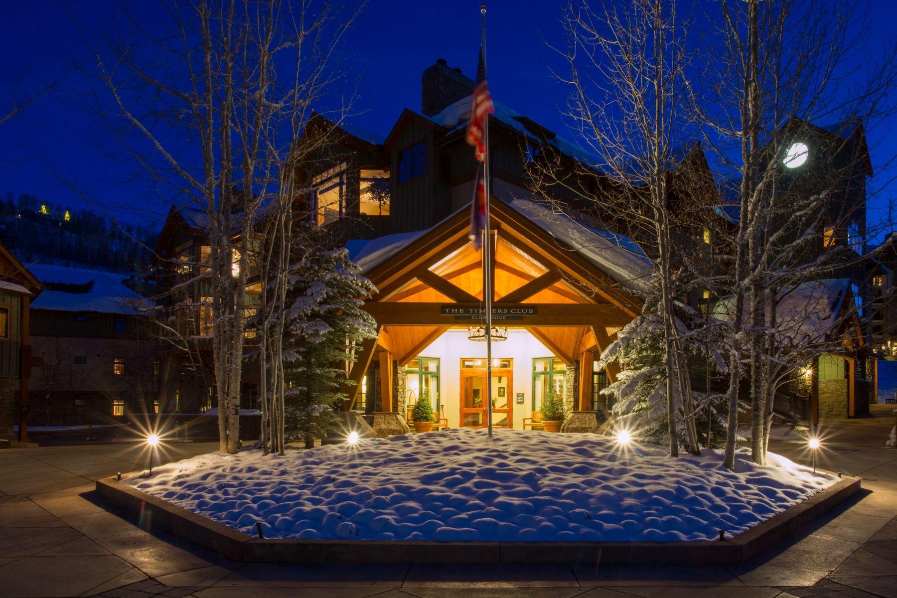 部分所有權 為 出售 在 Timbers Club Fractional 115 Timbers Club Court, B6-VI Snowmass Village, 科羅拉多州, 81615 美國