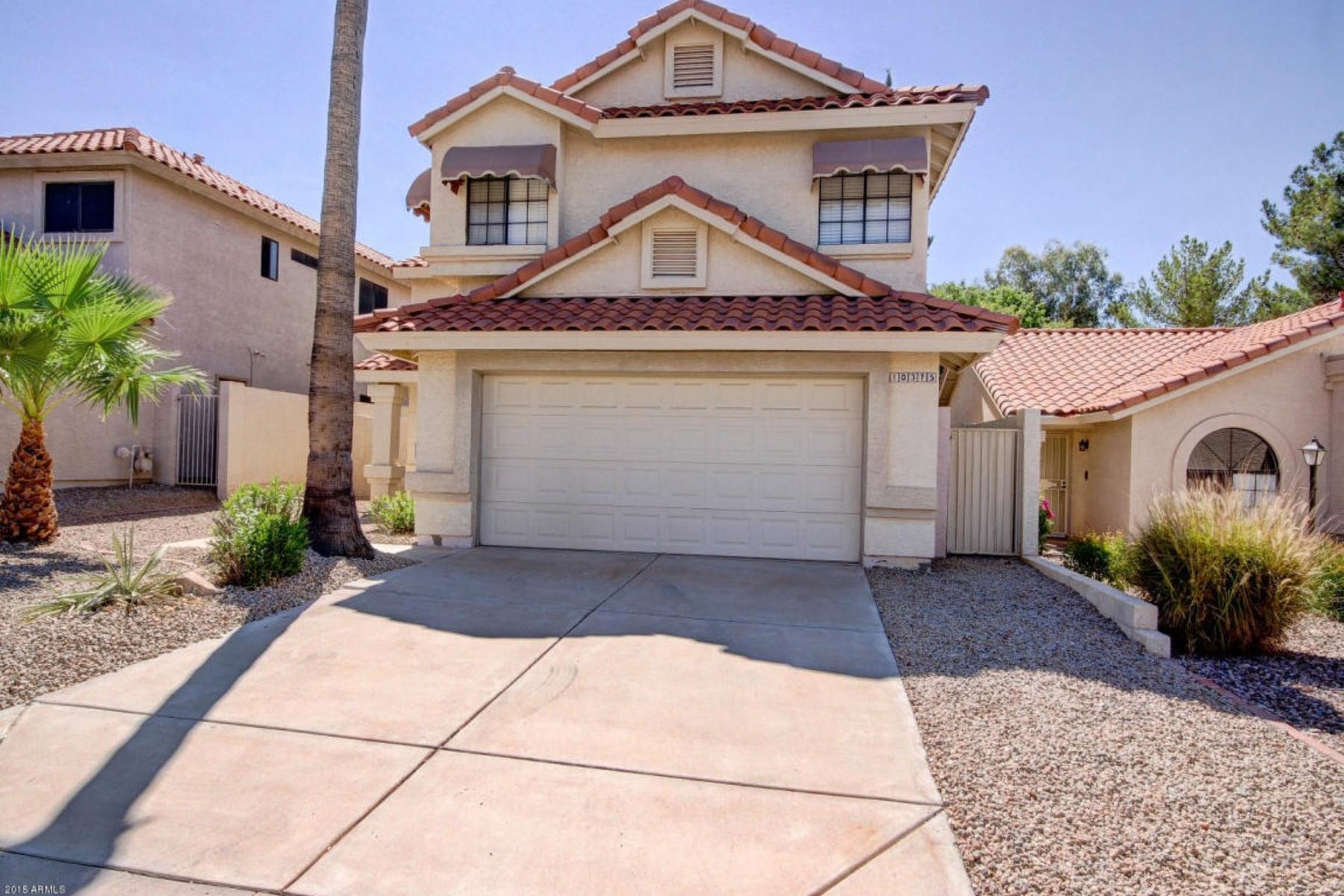 Condominium for Sale at Newly remodeled 4 bedroom 2.5 bathroom two story home. 10375 E Sharon Drive Scottsdale, Arizona, 85260 United States