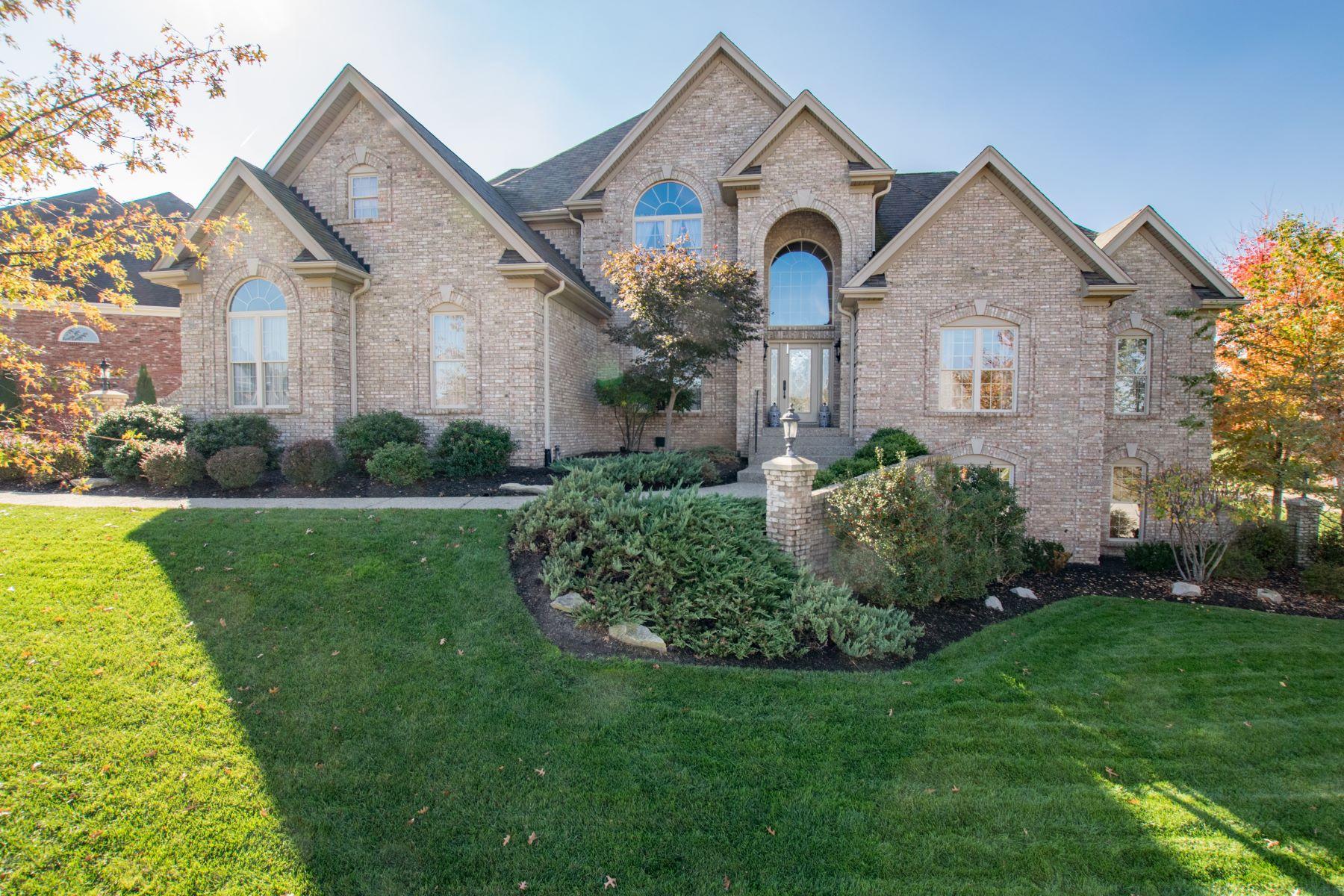 단독 가정 주택 용 매매 에 13304 Ridgemoor Dr 13304 Ridgemoor Drive Prospect, 켄터키, 40059 미국