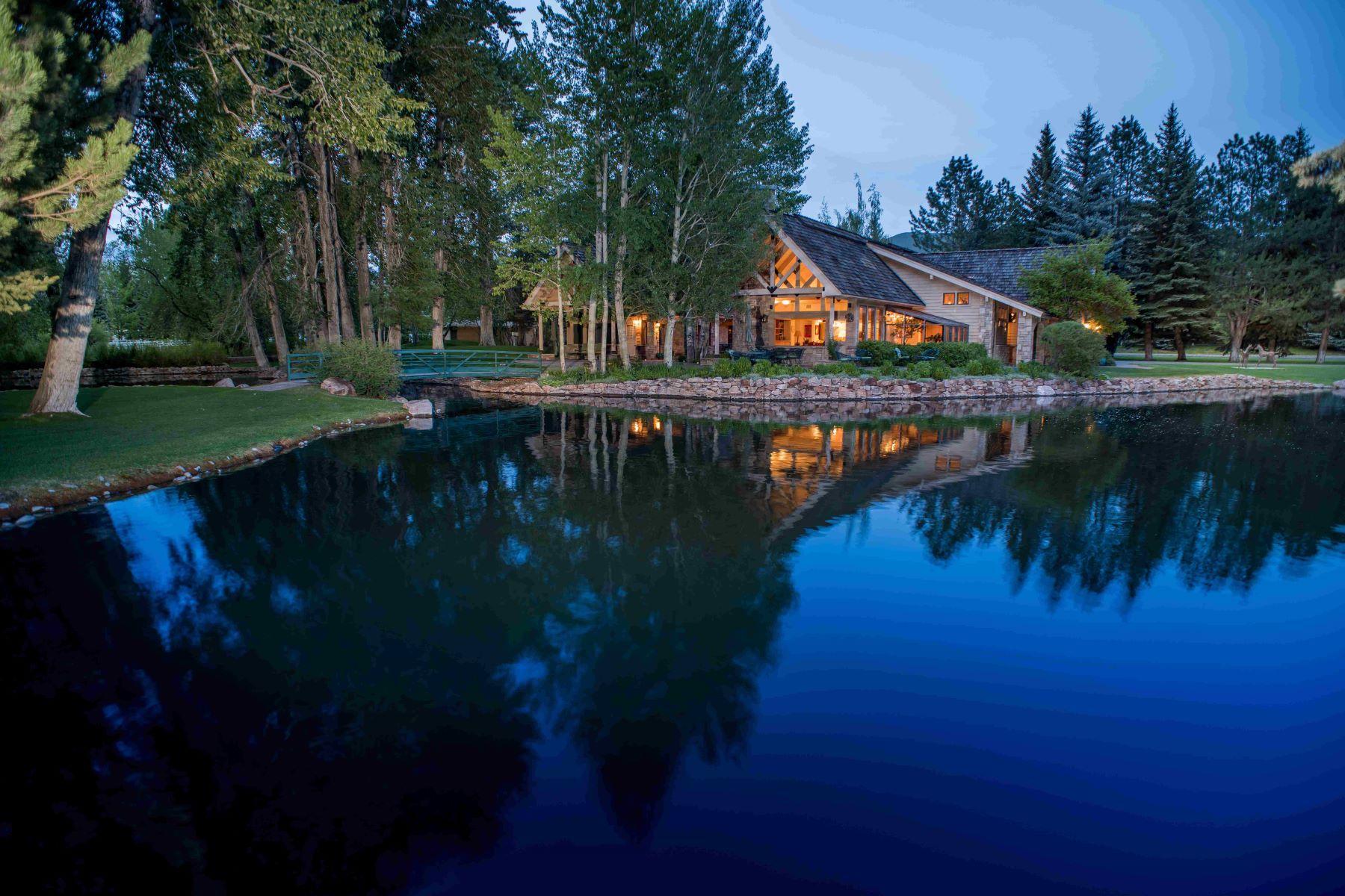 Additional photo for property listing at River Grove Farm  Hailey, Idaho 83333 Estados Unidos