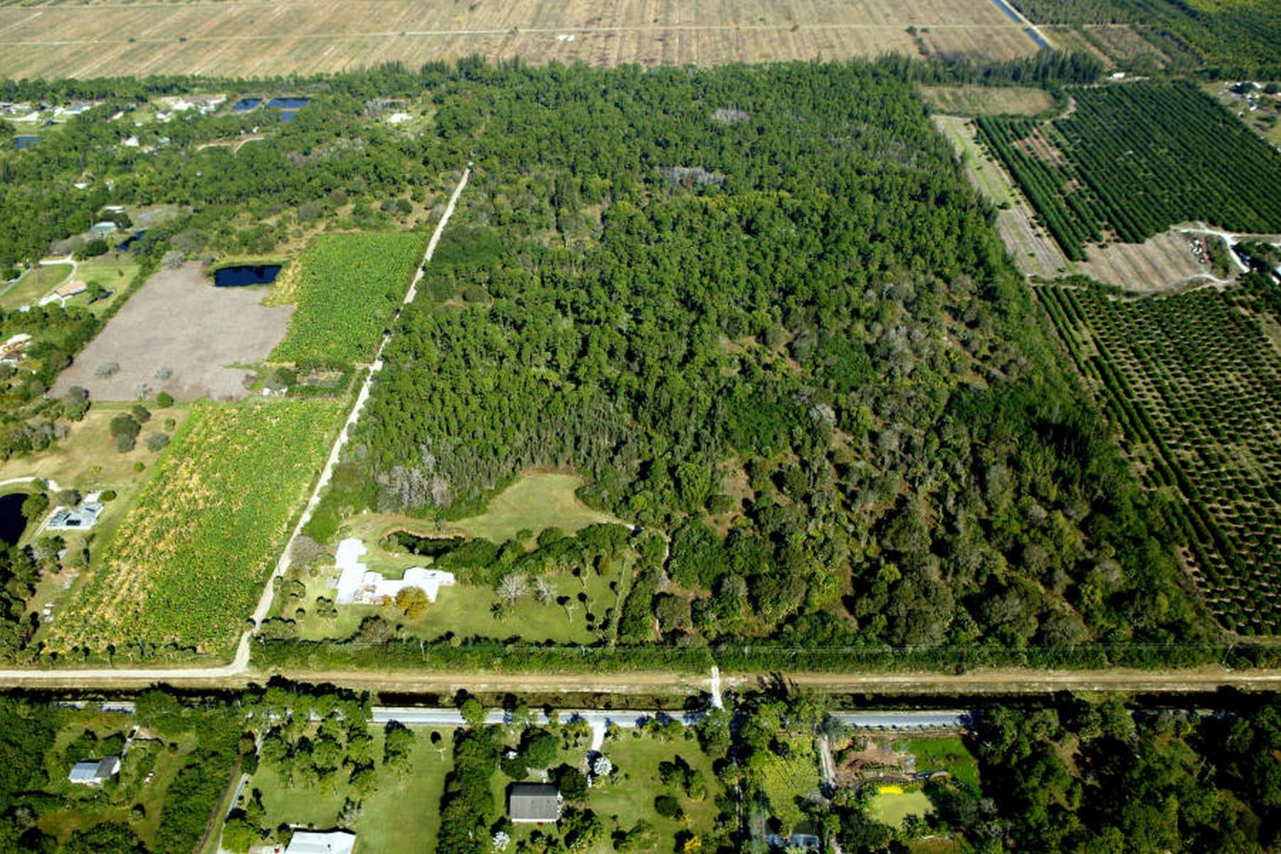 Земля для того Продажа на 15381 52nd Road 15381 North Road Loxahatchee, Флорида, 33470 Соединенные Штаты