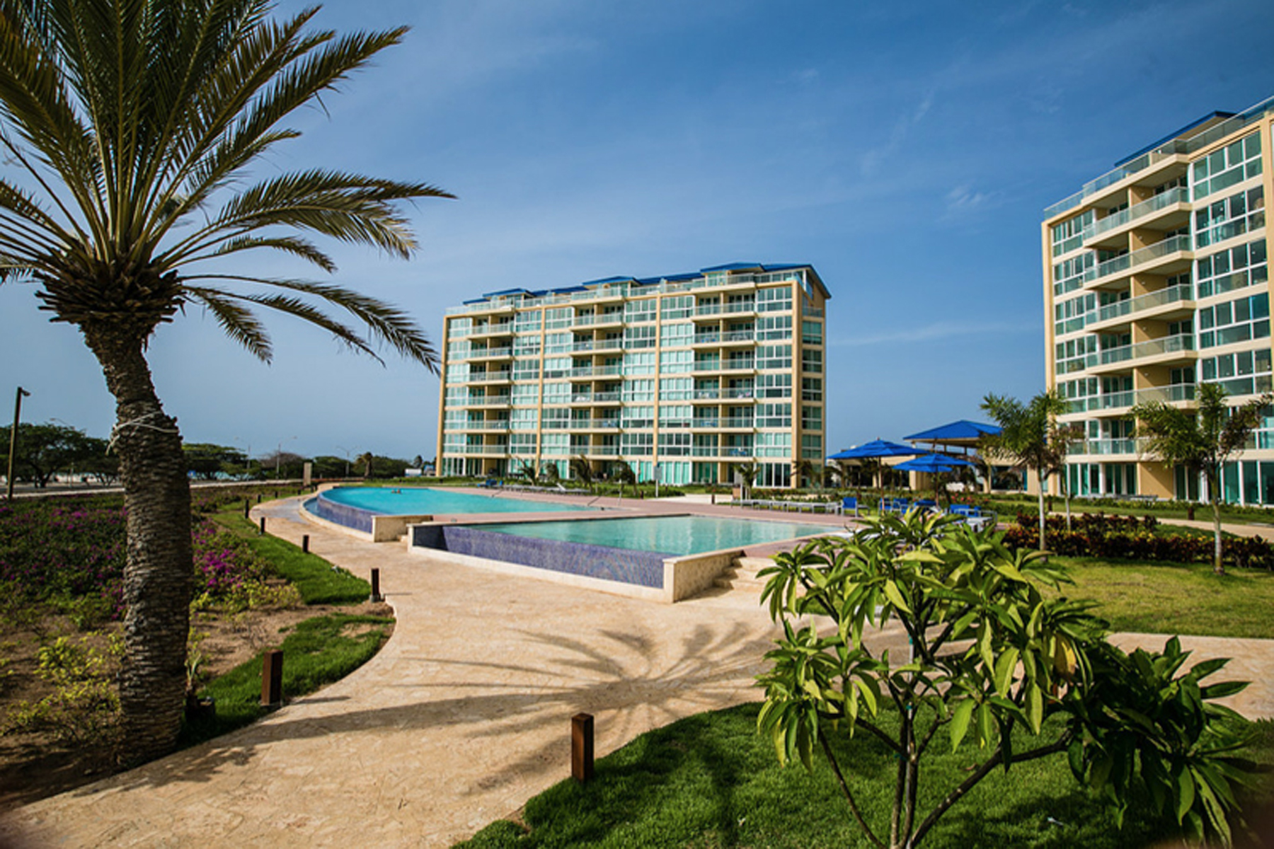 Additional photo for property listing at Blue Residence Club, Apartment B #331 Eagle Beach, Aruba Aruba