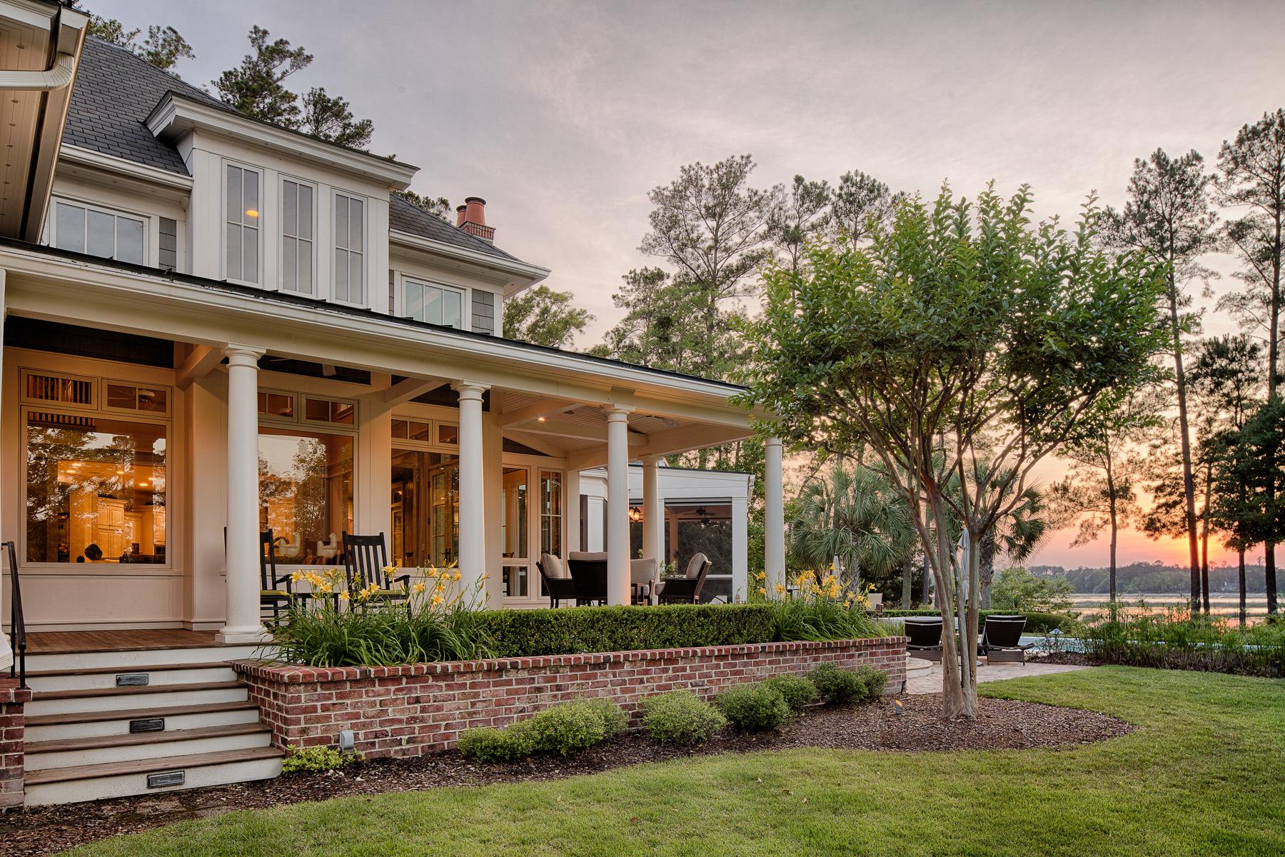 단독 가정 주택 용 매매 에 45 Holly Grove Road Berkeley Hall, Bluffton, 사우스캐놀라이나, 29909 미국