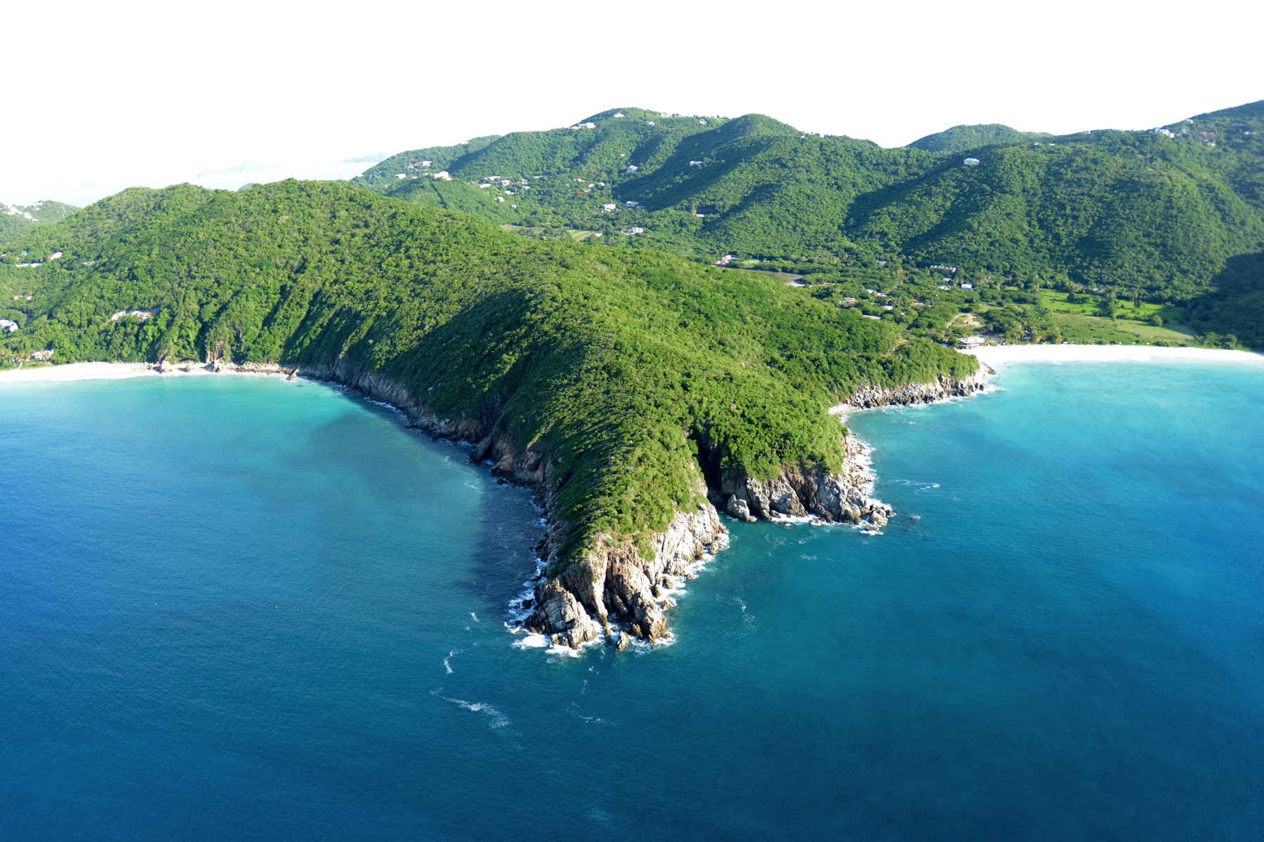 Terrain pour l Vente à Stoney Bay Point Josiahs Bay, Tortola Iles Vierges Britanniques