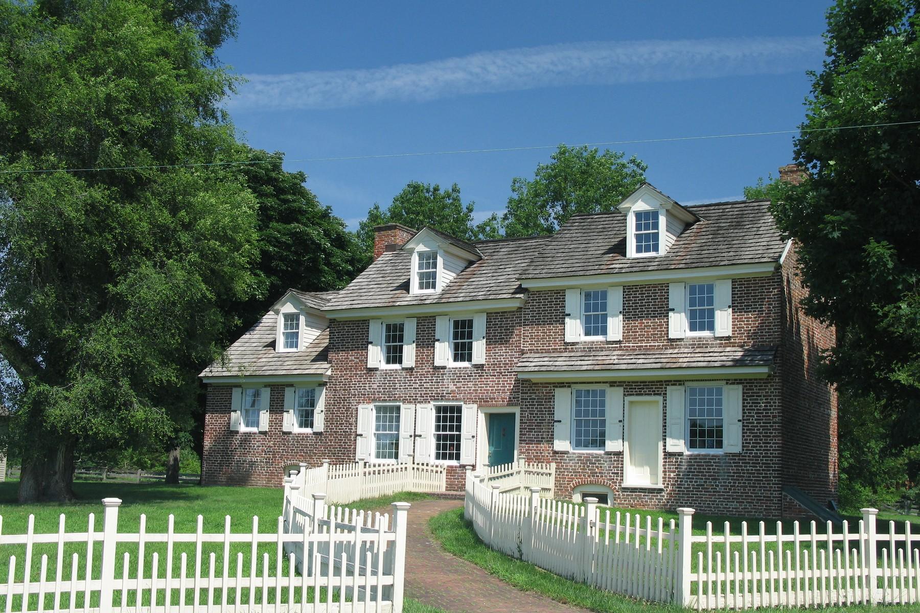 Частный односемейный дом для того Продажа на Neptune Farm 723 Harmersville Canton Road Salem, 08079 Соединенные Штаты