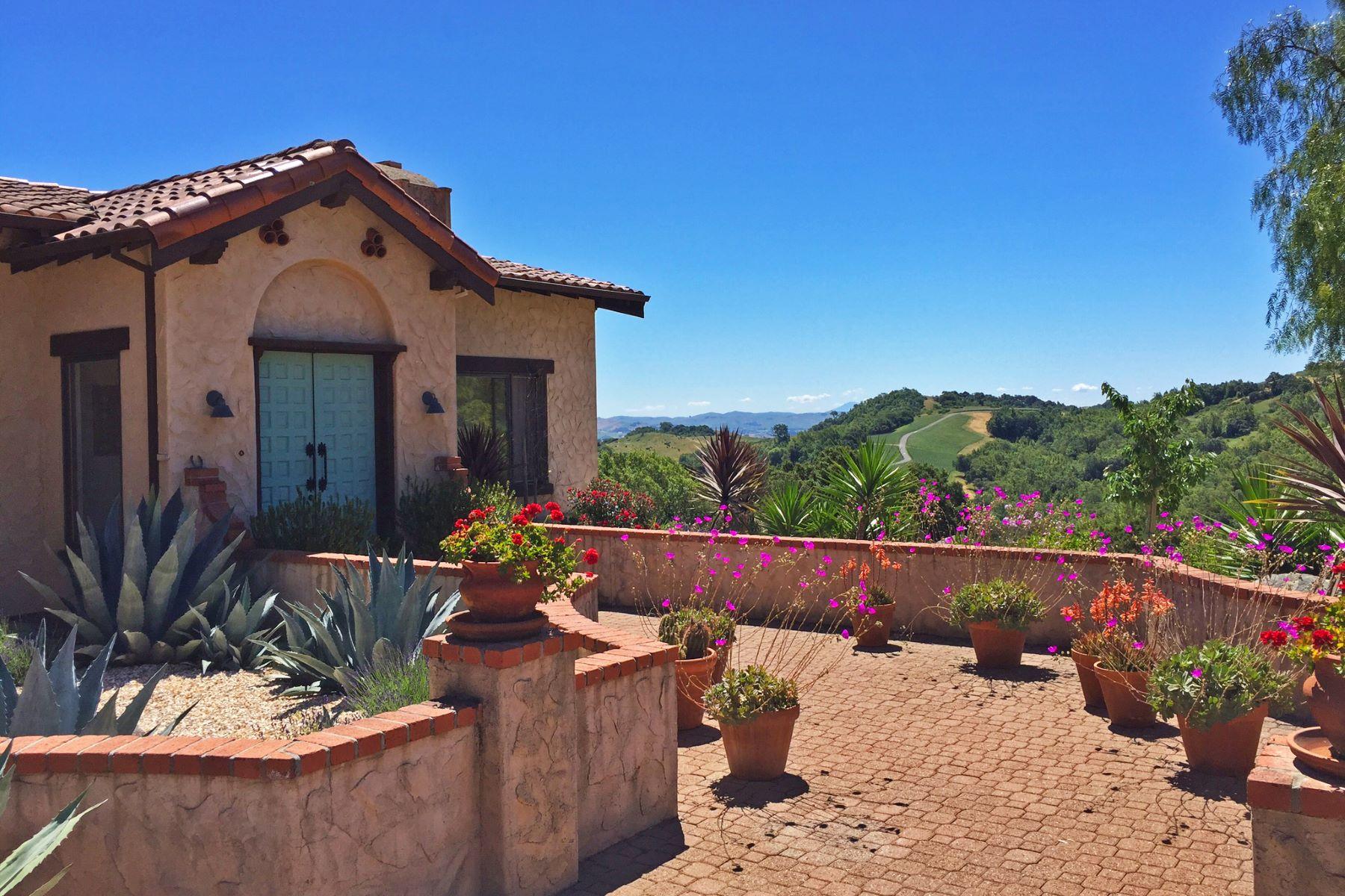 Maison unifamiliale pour l Vente à 1713 Partrick Road Napa, Californie, 94558 États-Unis